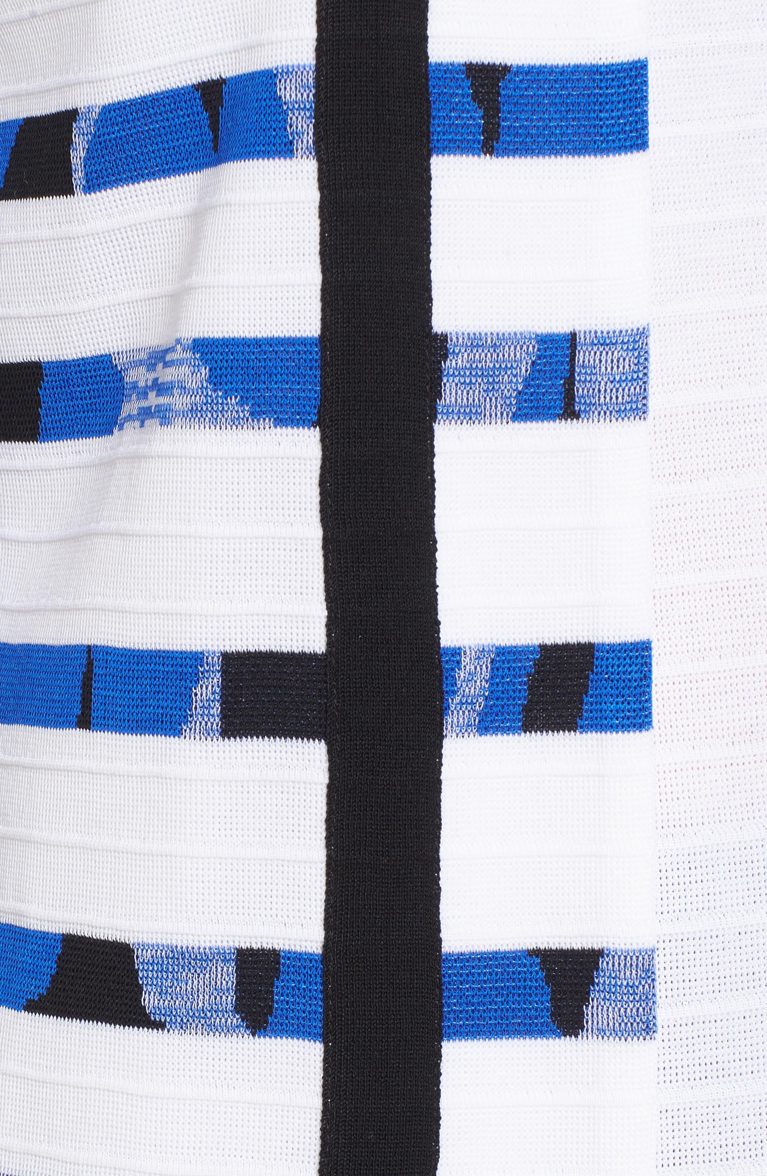 Stripe Cardigan,                             Alternate thumbnail 6, color,                             117