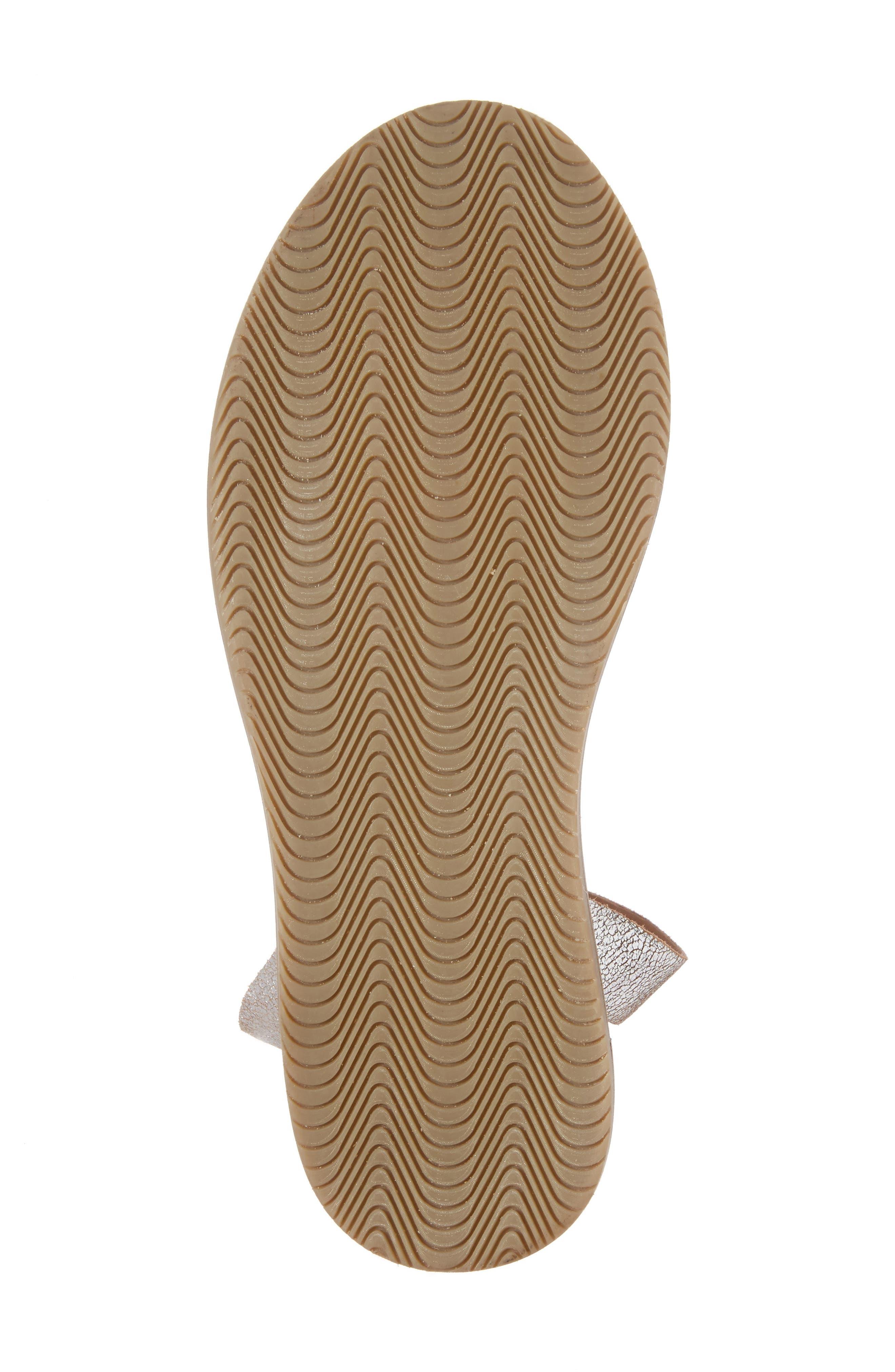 SEYCHELLES,                             Botanical Tassel Wraparound Sandal,                             Alternate thumbnail 6, color,                             040