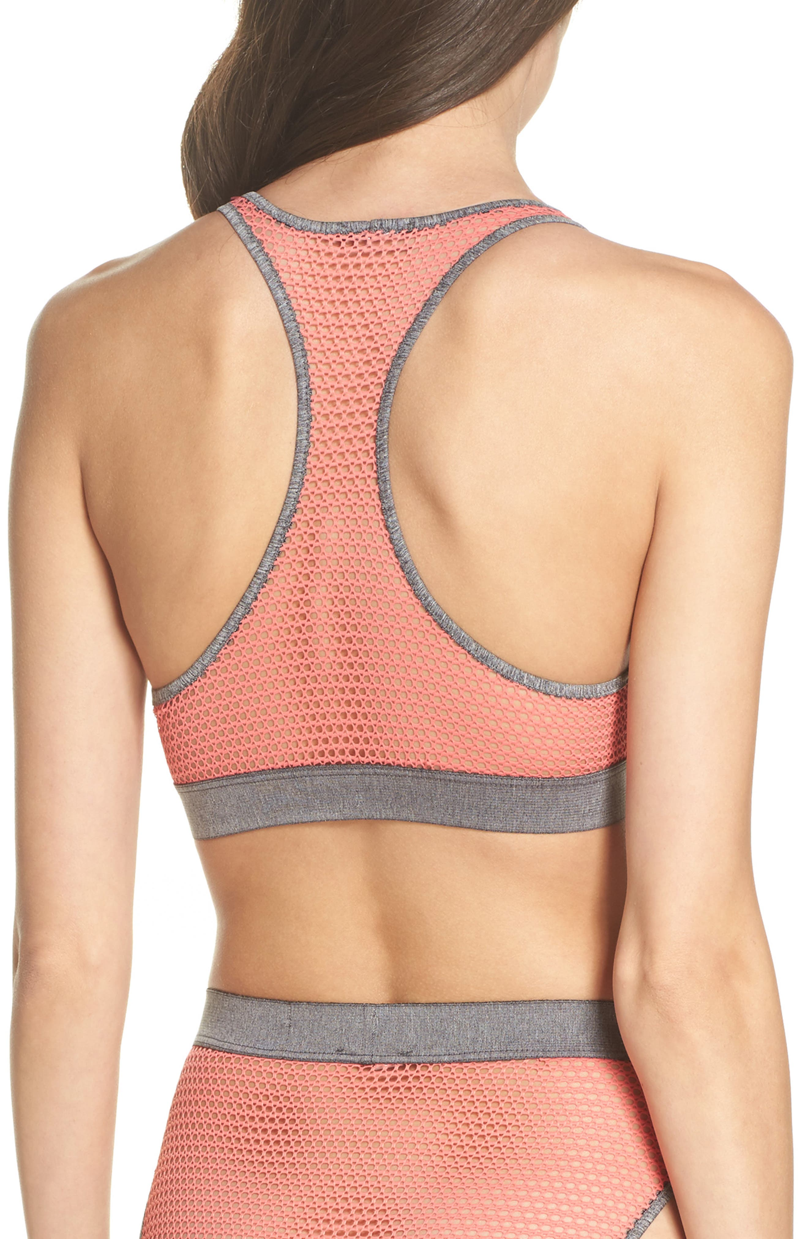 Myah High Neck Bralette,                             Alternate thumbnail 2, color,                             650