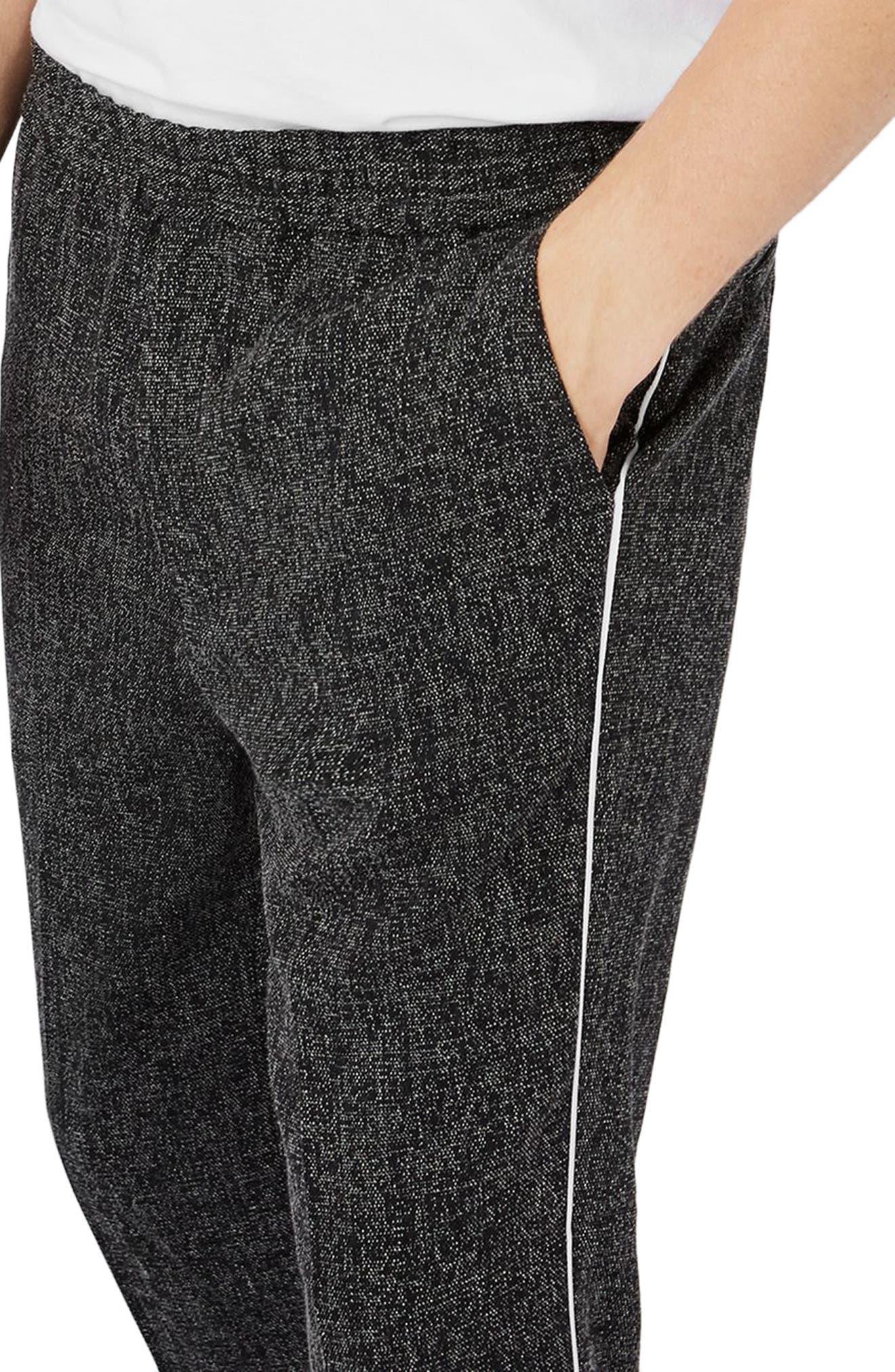 Side Pipe Smart Jogger Pants,                             Alternate thumbnail 3, color,