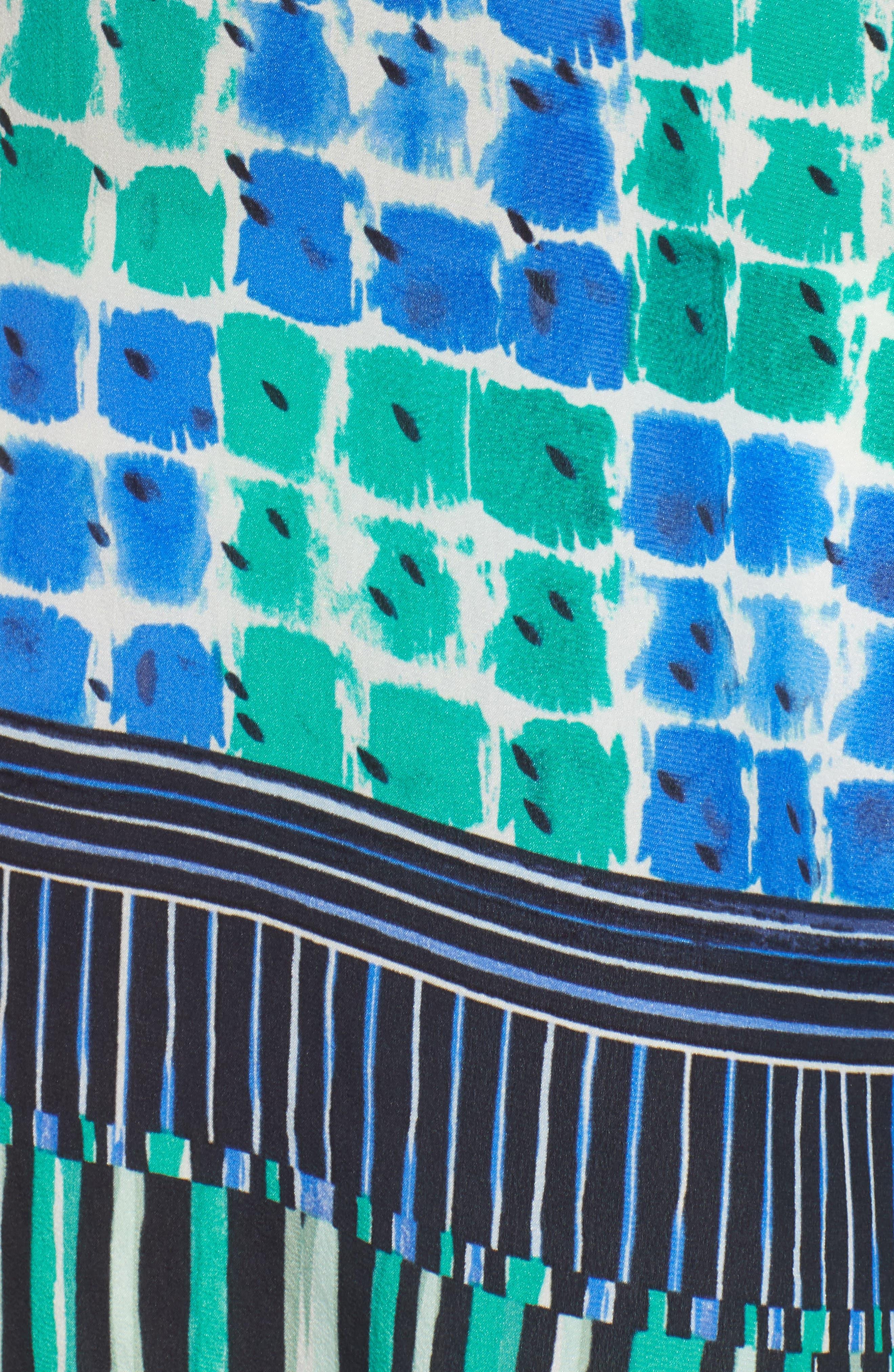 DJ VU Print Tank,                             Alternate thumbnail 6, color,                             490