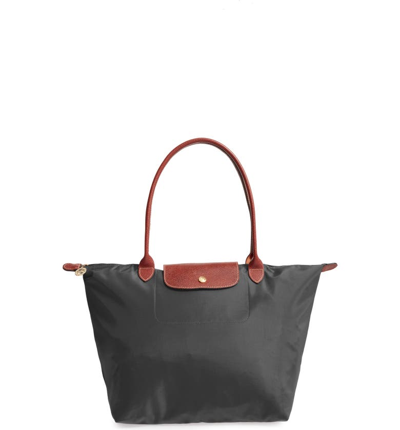 Longchamp Le Pliage Extra Large Duffel Travel Tote Bag In Black