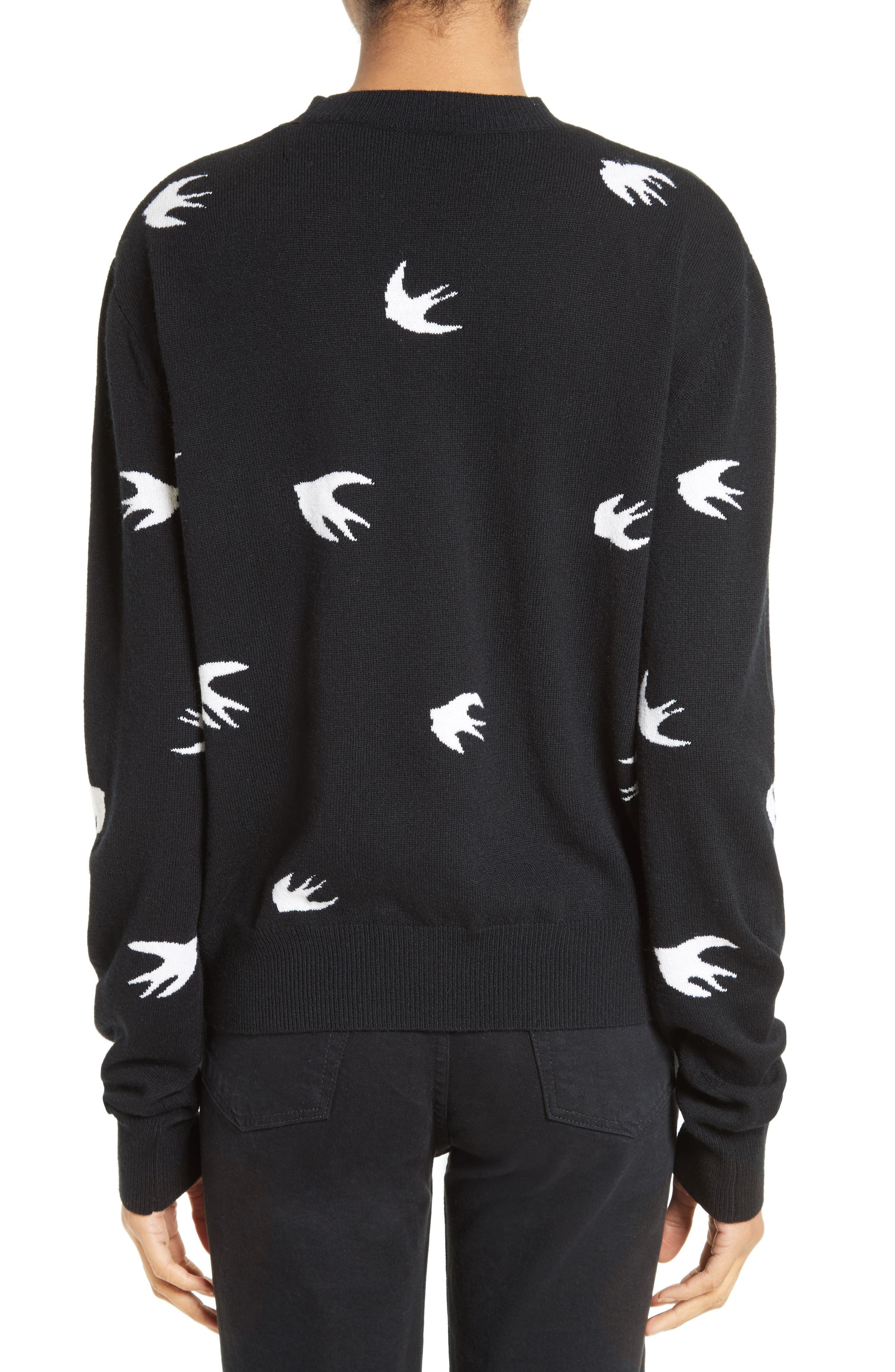 Swallow Sweater,                             Alternate thumbnail 2, color,                             010