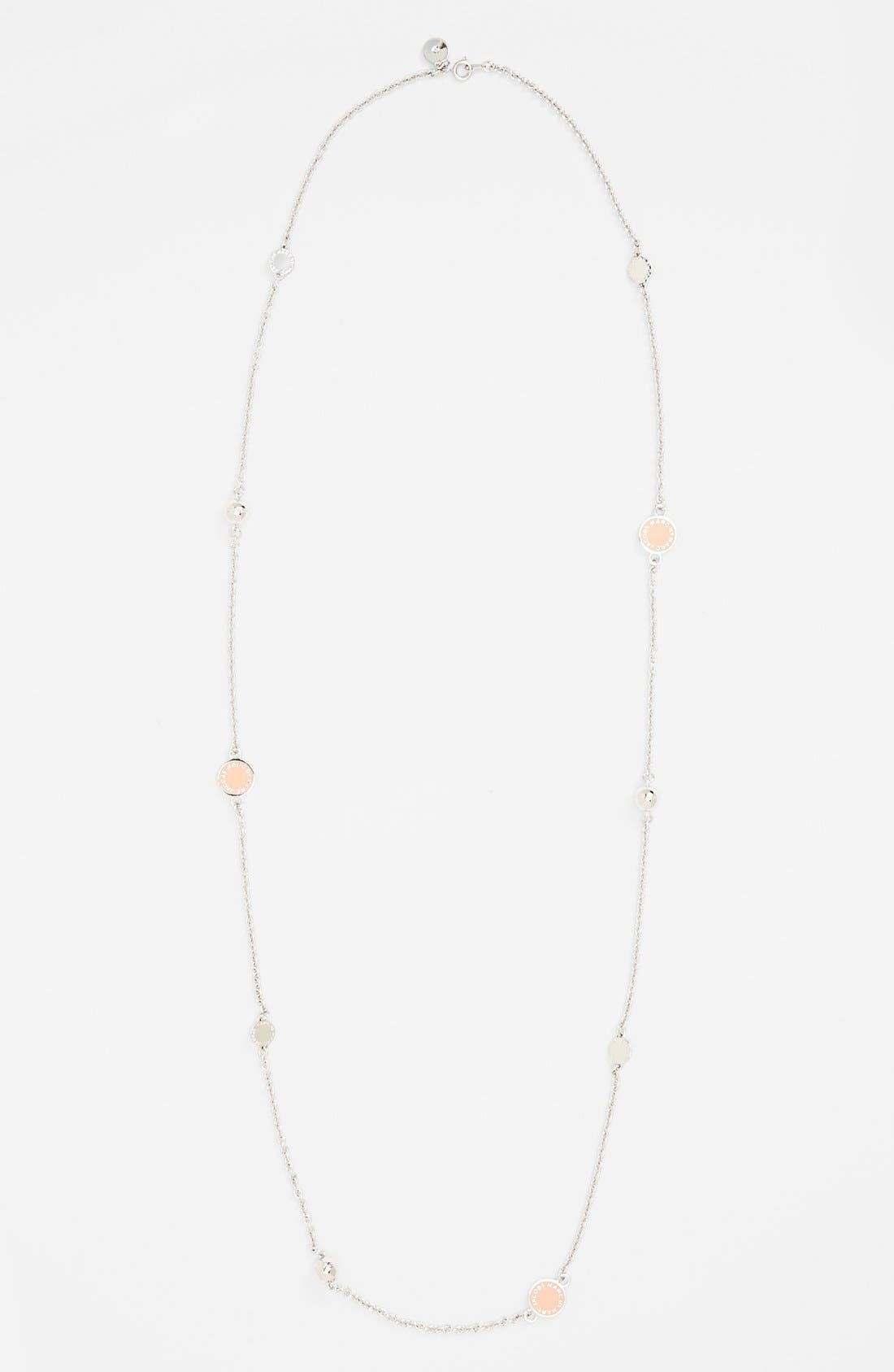 'Classic Marc' Long Necklace,                             Alternate thumbnail 19, color,