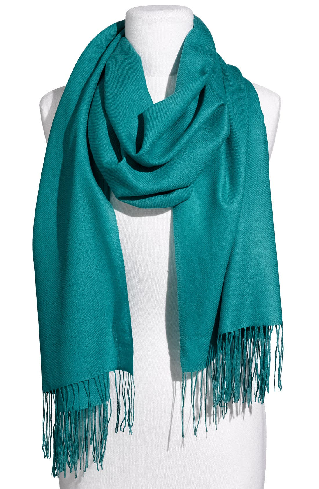 Tissue Weight Wool & Cashmere Wrap,                             Main thumbnail 38, color,