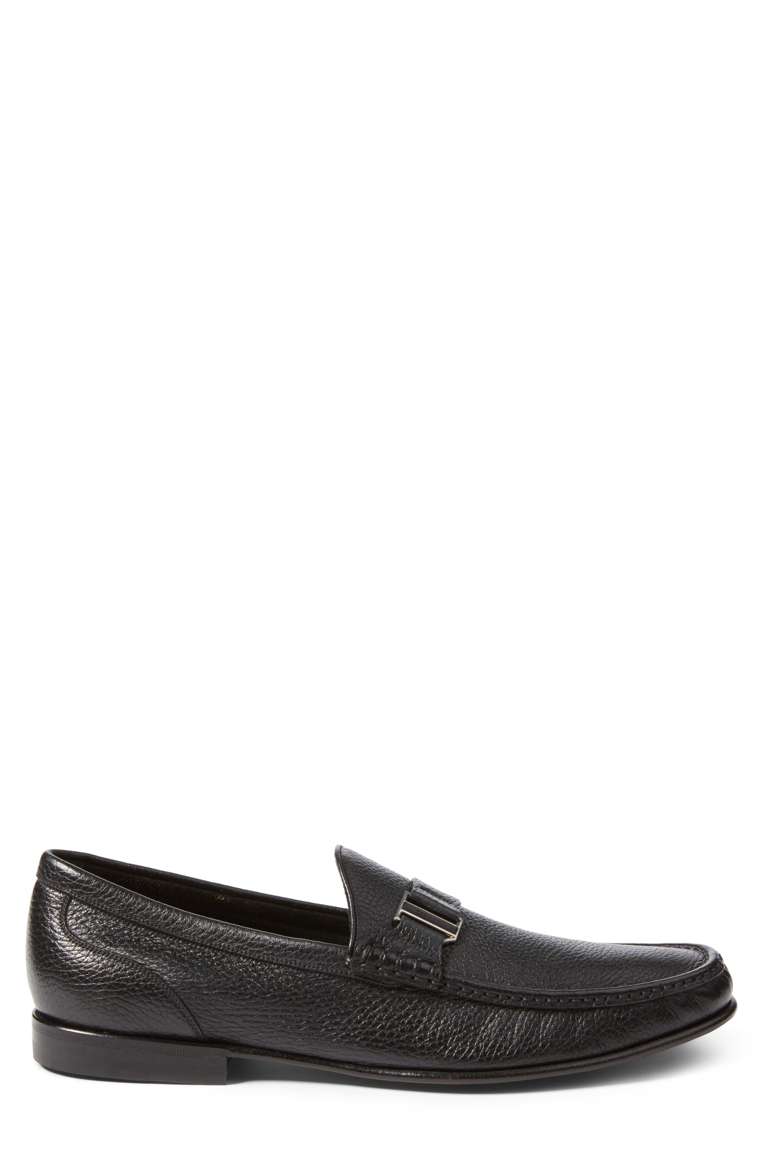 Suver Loafer,                             Alternate thumbnail 3, color,                             001