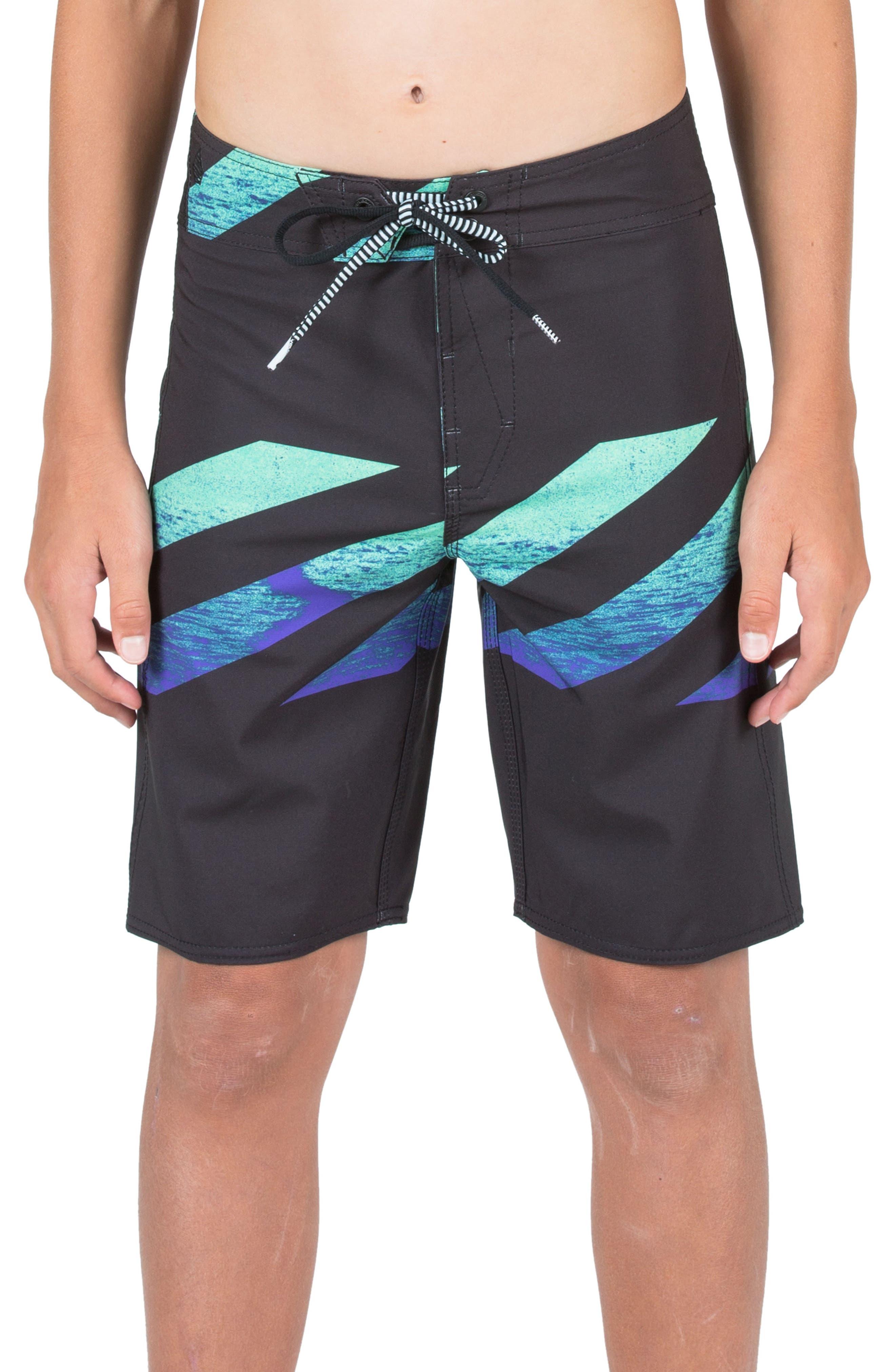 Macaw Mod Board Shorts,                             Main thumbnail 3, color,