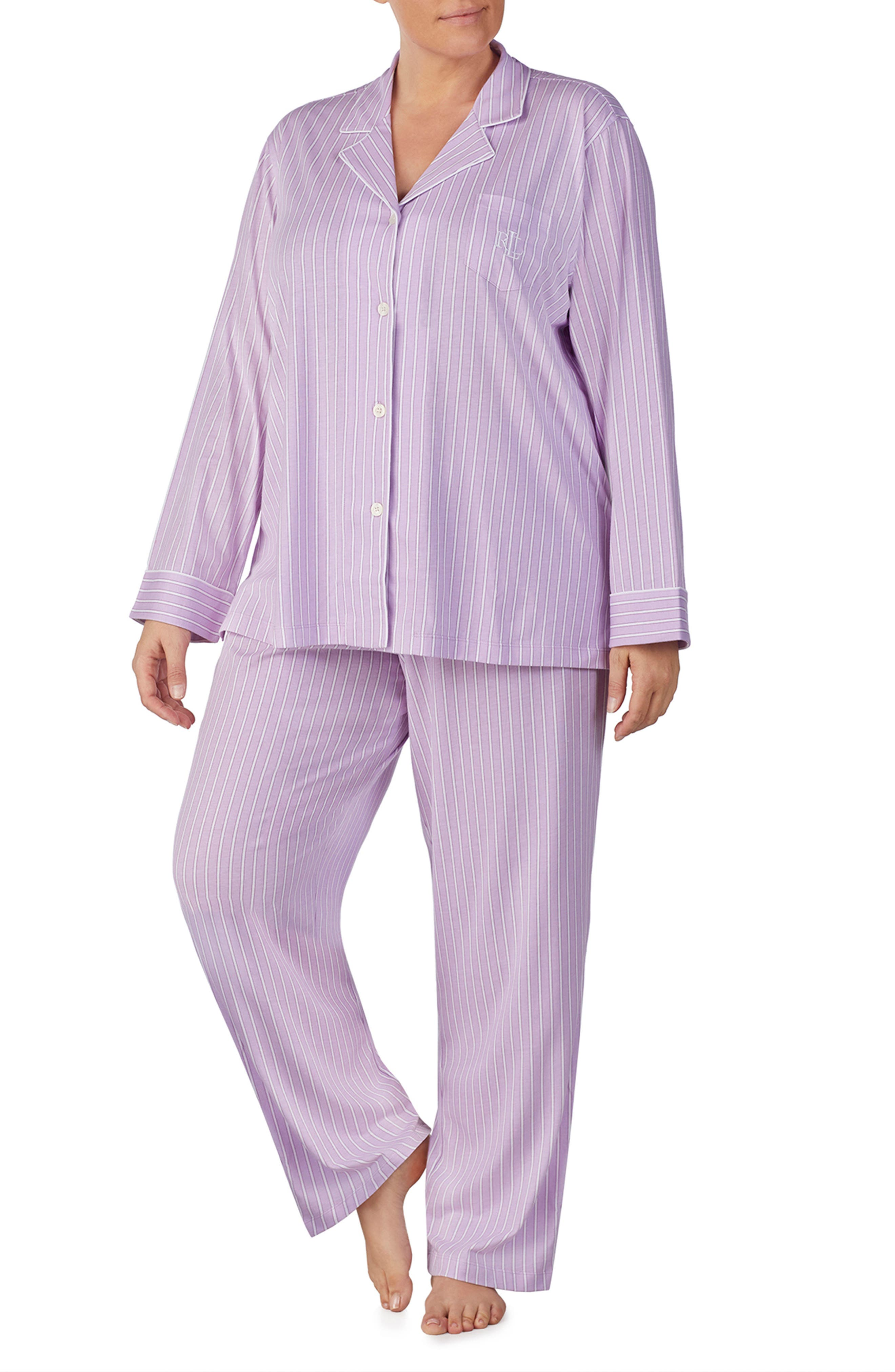 Stripe Pajamas, Main, color, 508