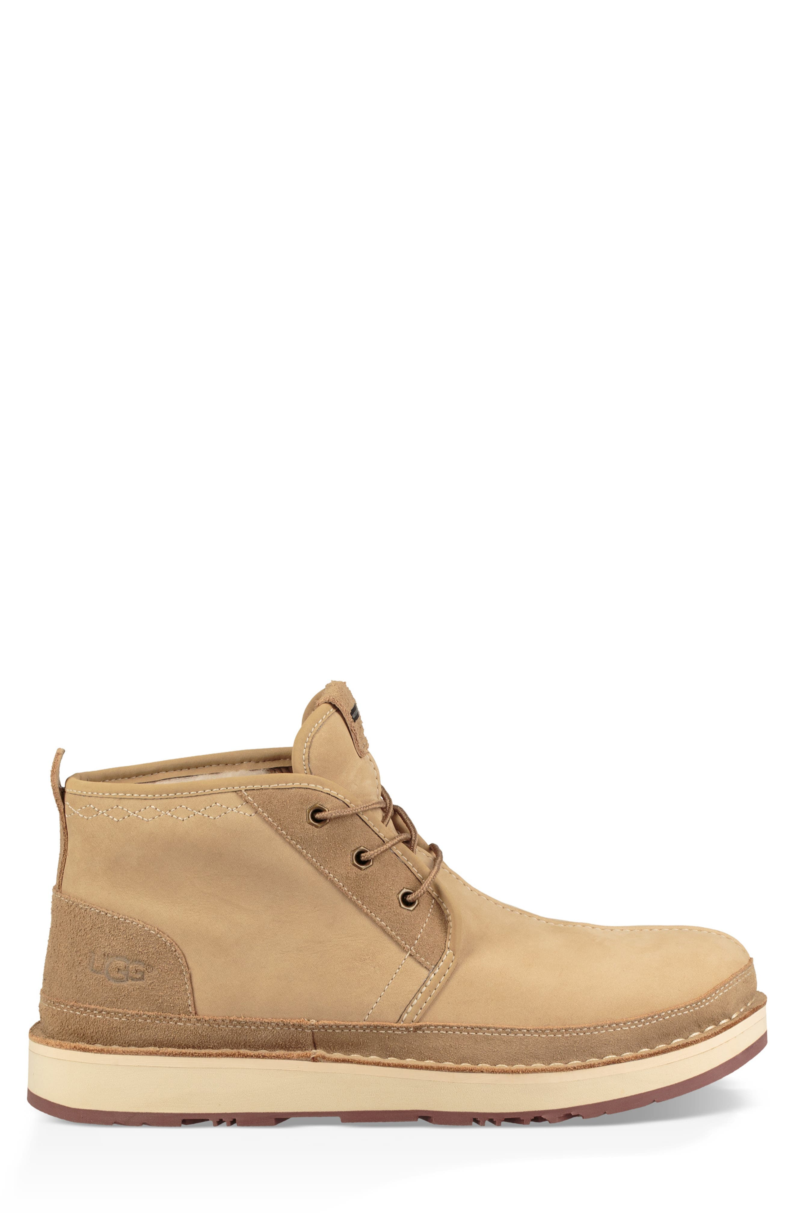 Avalance Neumel Waterproof Boot,                             Alternate thumbnail 3, color,                             DESERT TAN