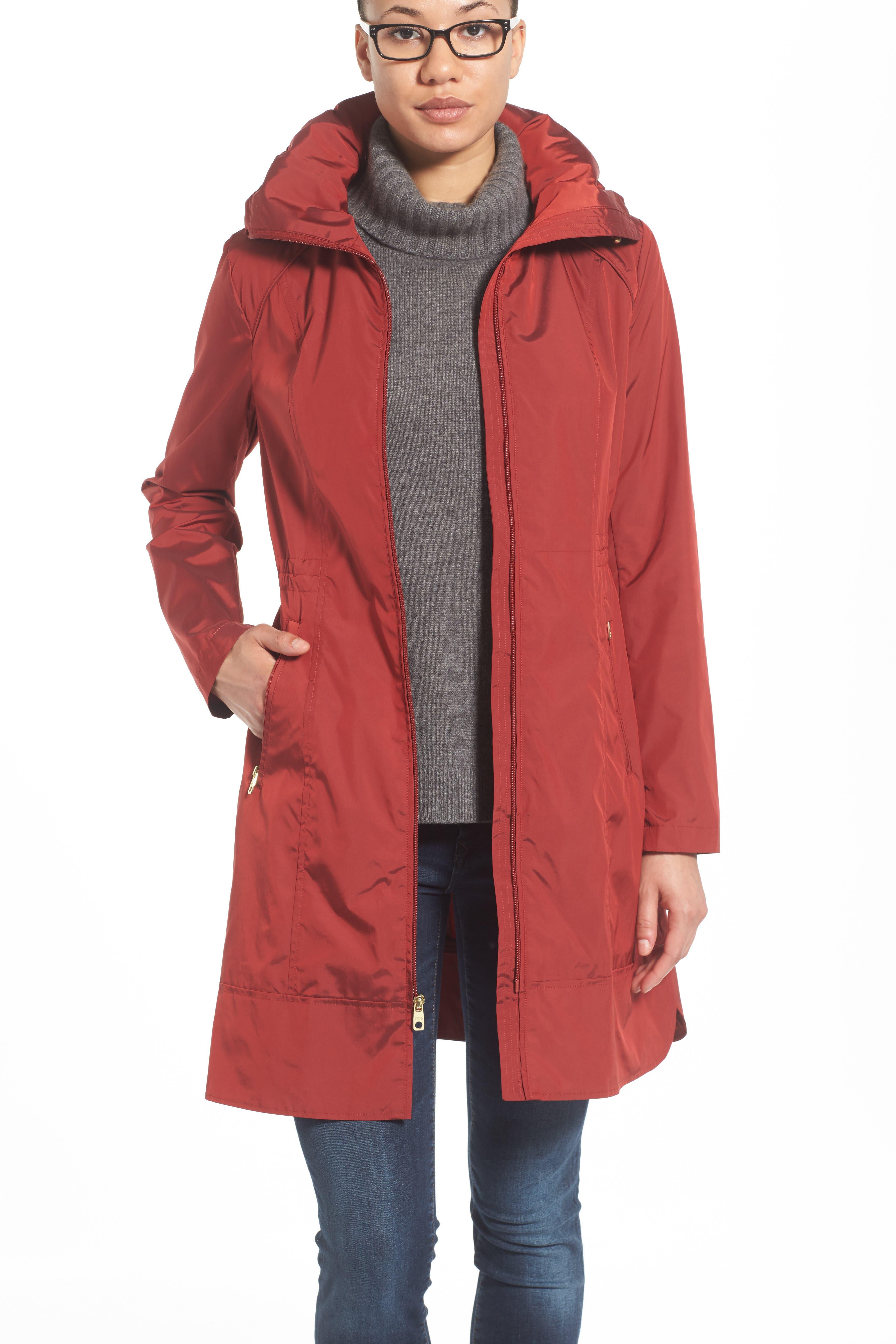 Packable Rain Jacket,                             Alternate thumbnail 5, color,                             639