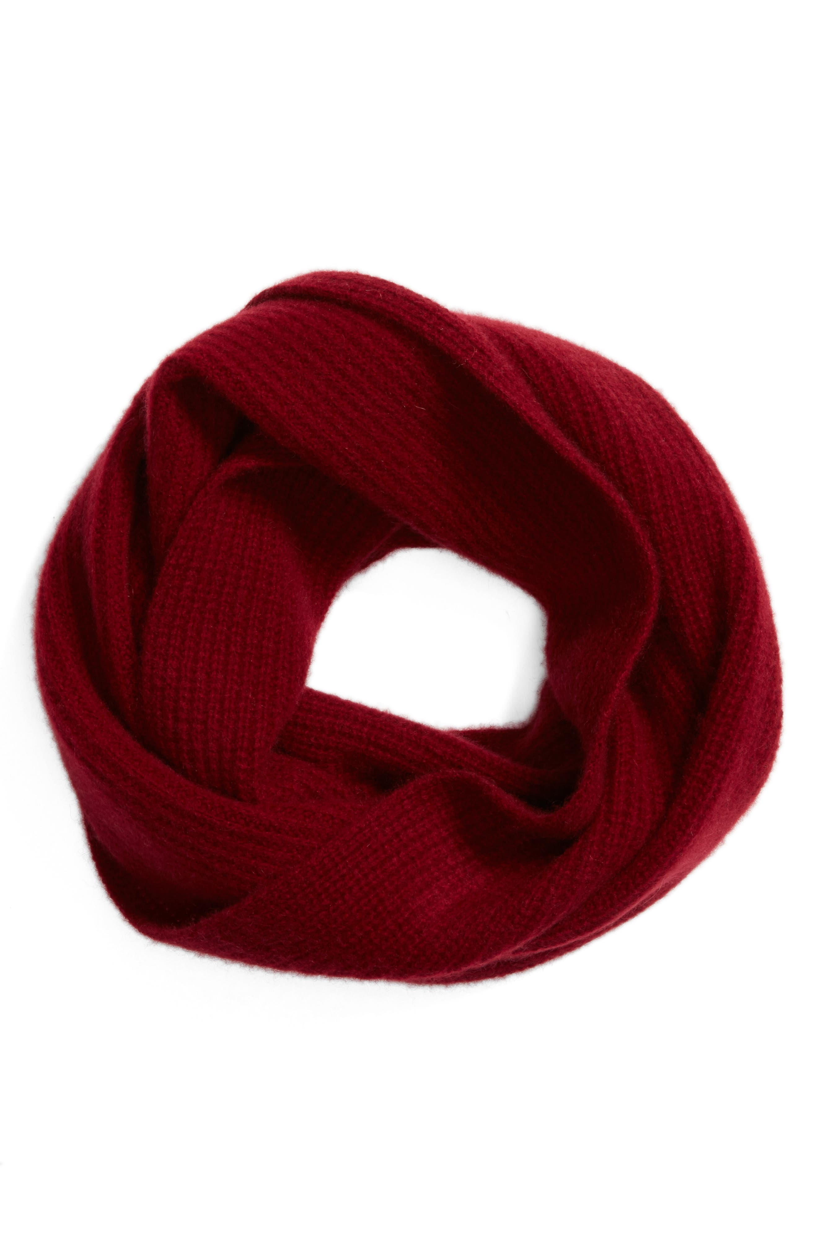 Cashmere Infinity Scarf,                             Alternate thumbnail 10, color,