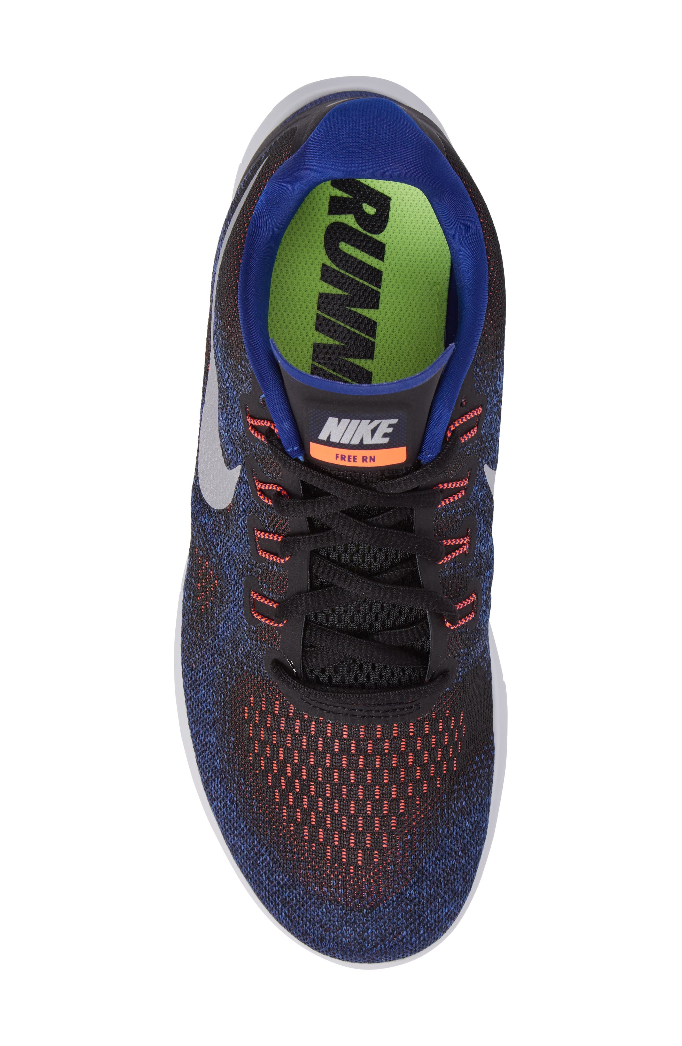 Free Run 2017 Running Shoe,                             Alternate thumbnail 55, color,