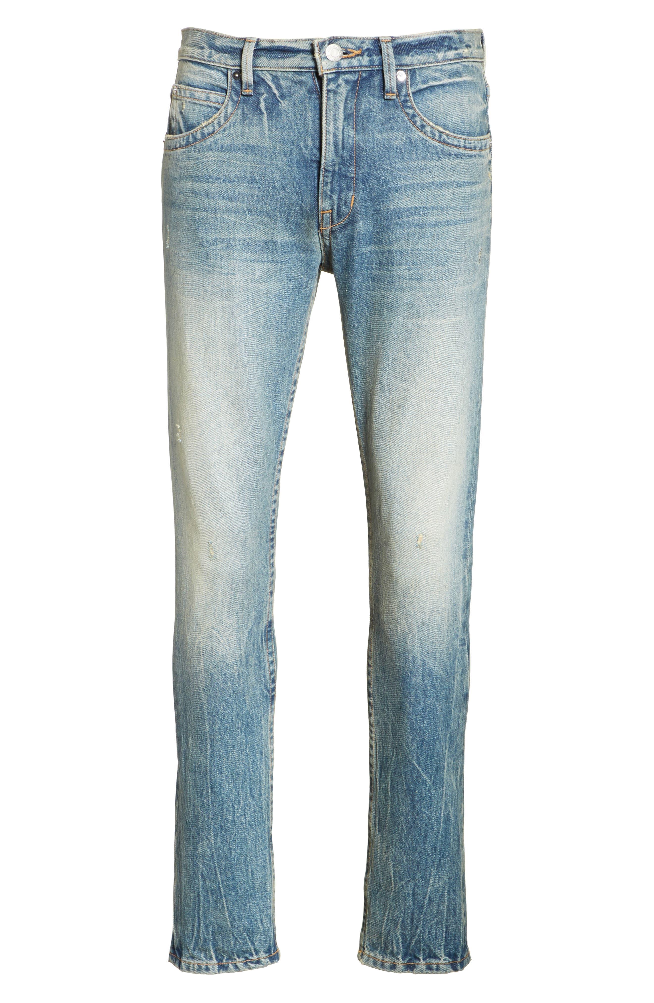 87 Jeans,                             Alternate thumbnail 6, color,                             484