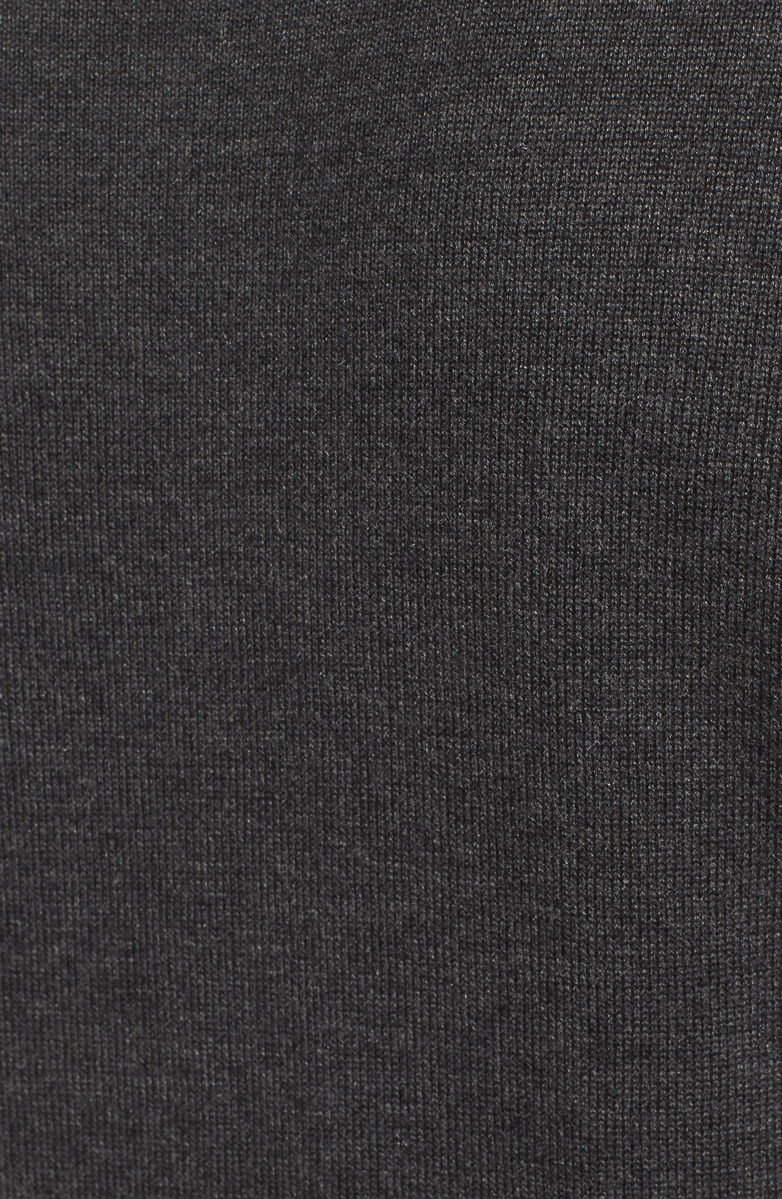 Bell Sleeve Choker Neck Sweater,                             Alternate thumbnail 22, color,