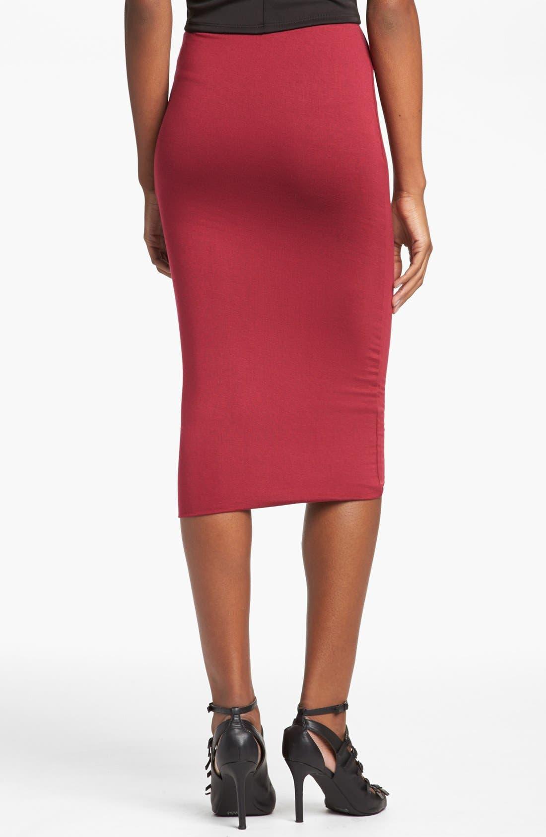 Double Layered Tube Skirt,                             Alternate thumbnail 17, color,