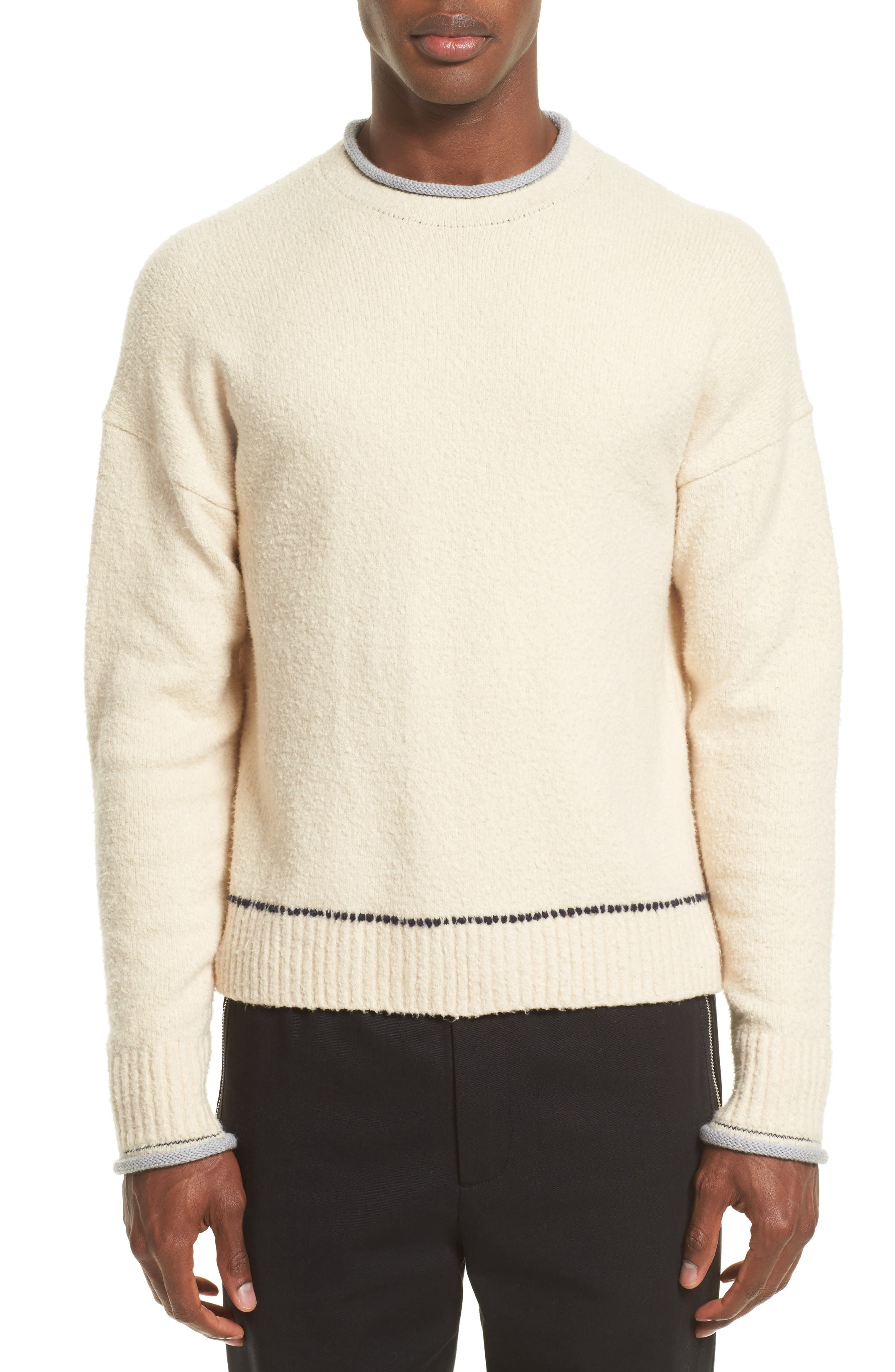 Plaited Sweater,                         Main,                         color,