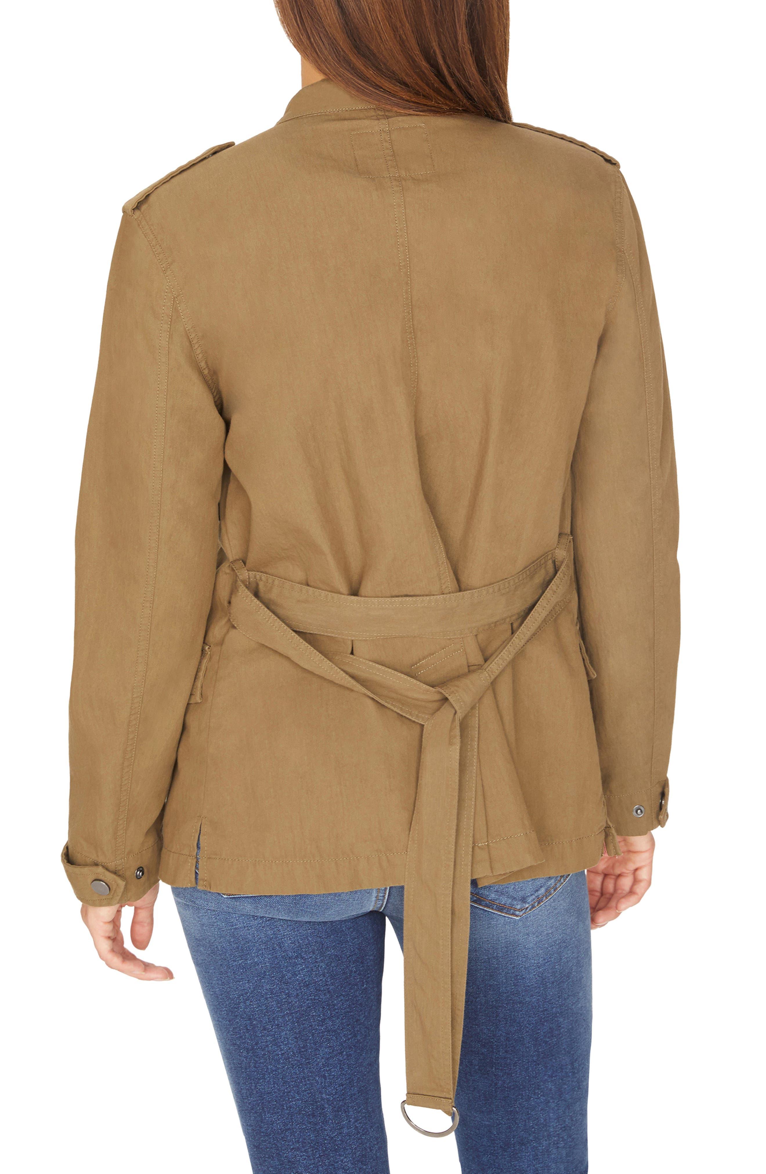 Kinship Surplus Cotton Blend Jacket,                             Alternate thumbnail 2, color,                             301