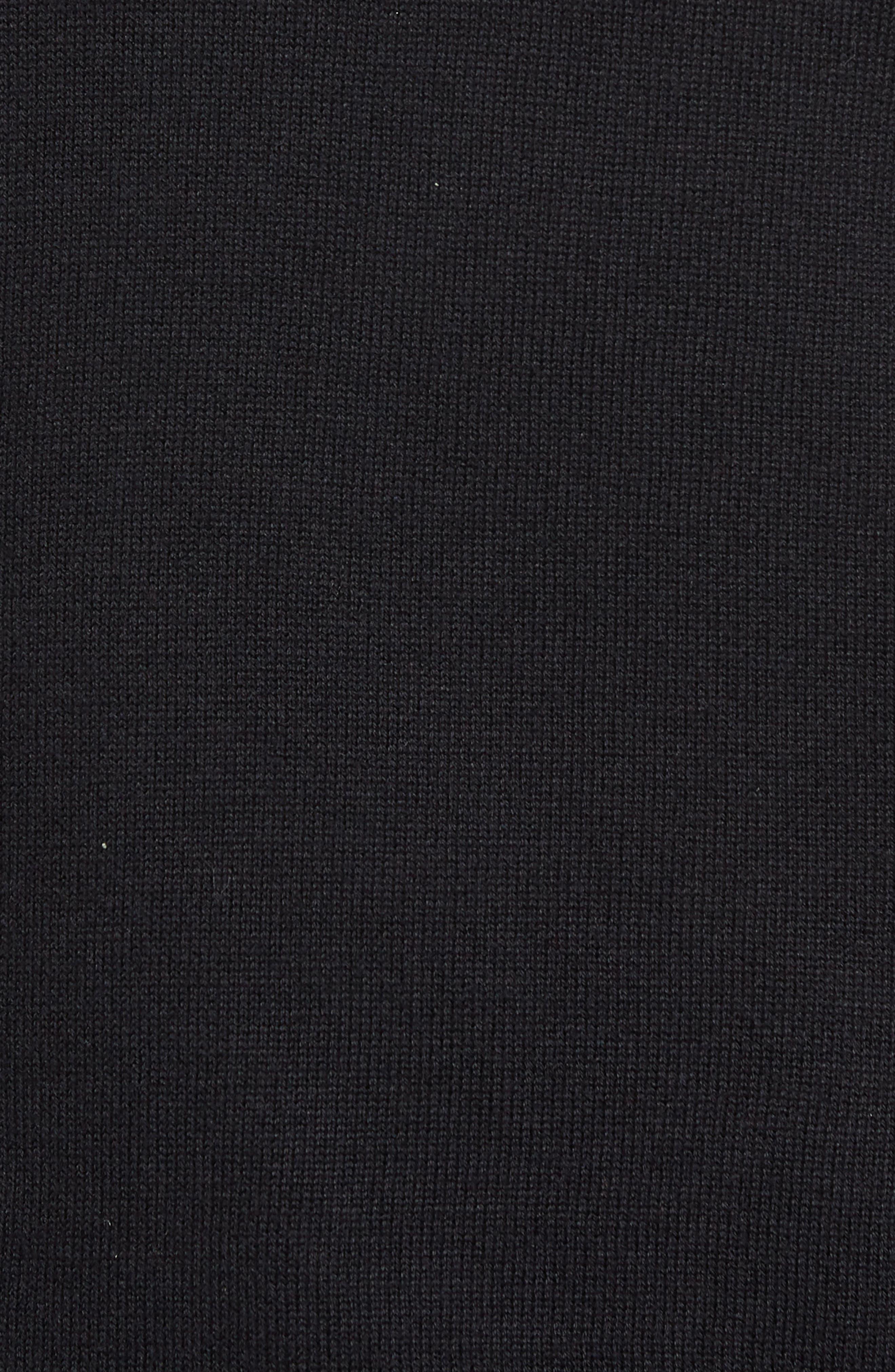 Bell Sleeve Choker Neck Sweater,                             Alternate thumbnail 21, color,