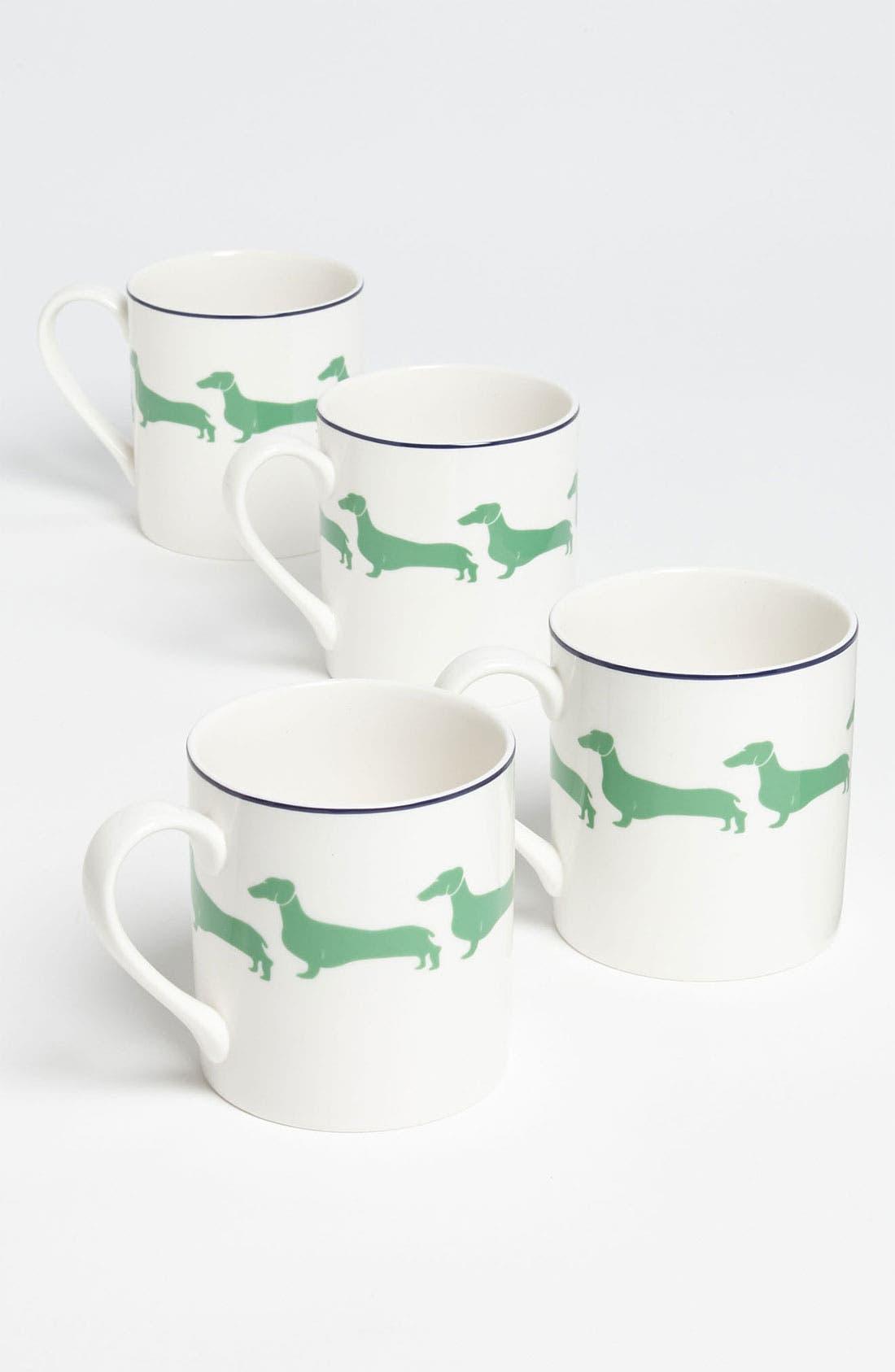 'wickford - dachshund' mug,                             Main thumbnail 1, color,                             100