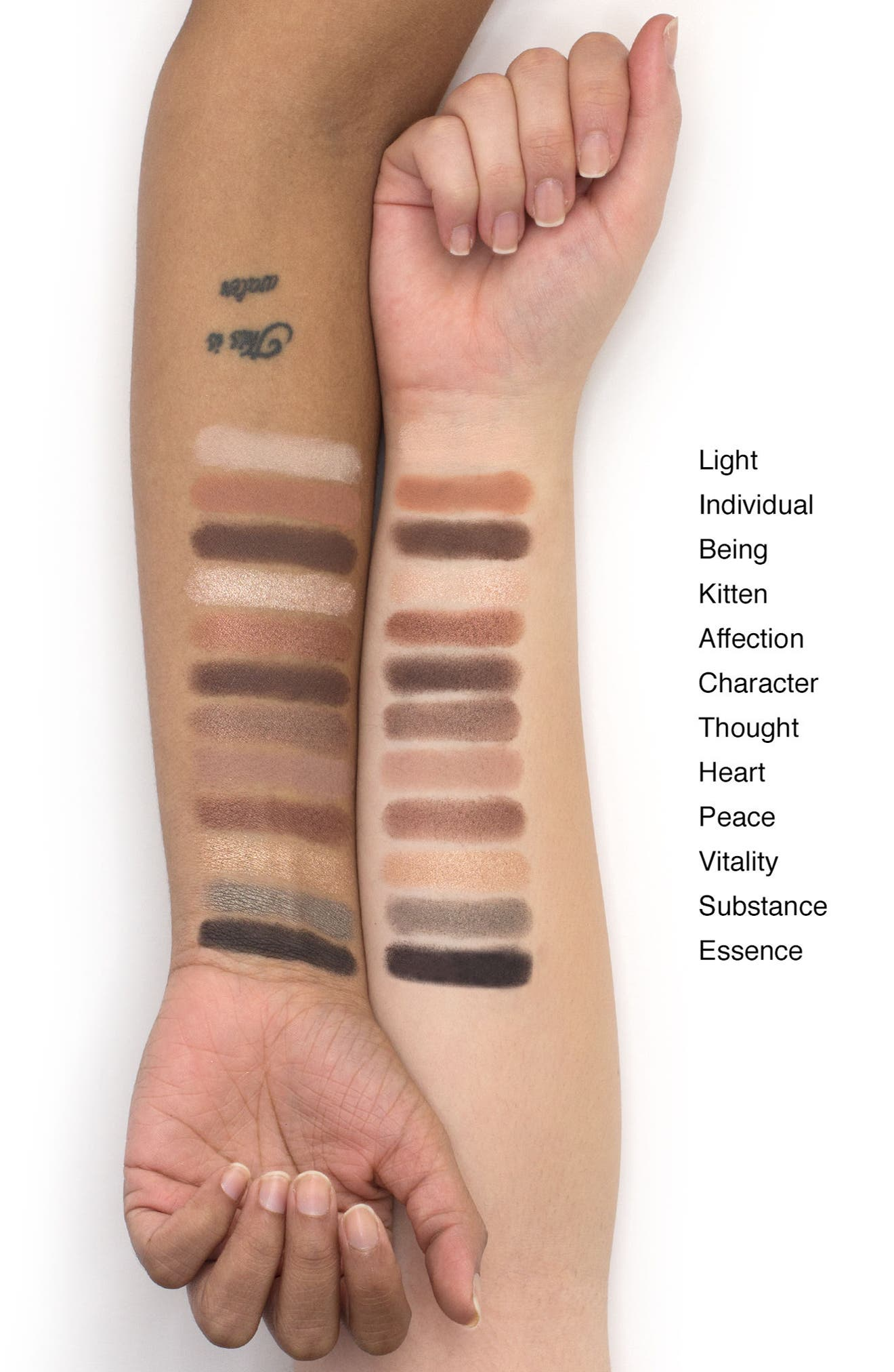 Eyes Are the Window<sup>™</sup> Soul Eyeshadow Palette,                             Alternate thumbnail 2, color,                             SOUL