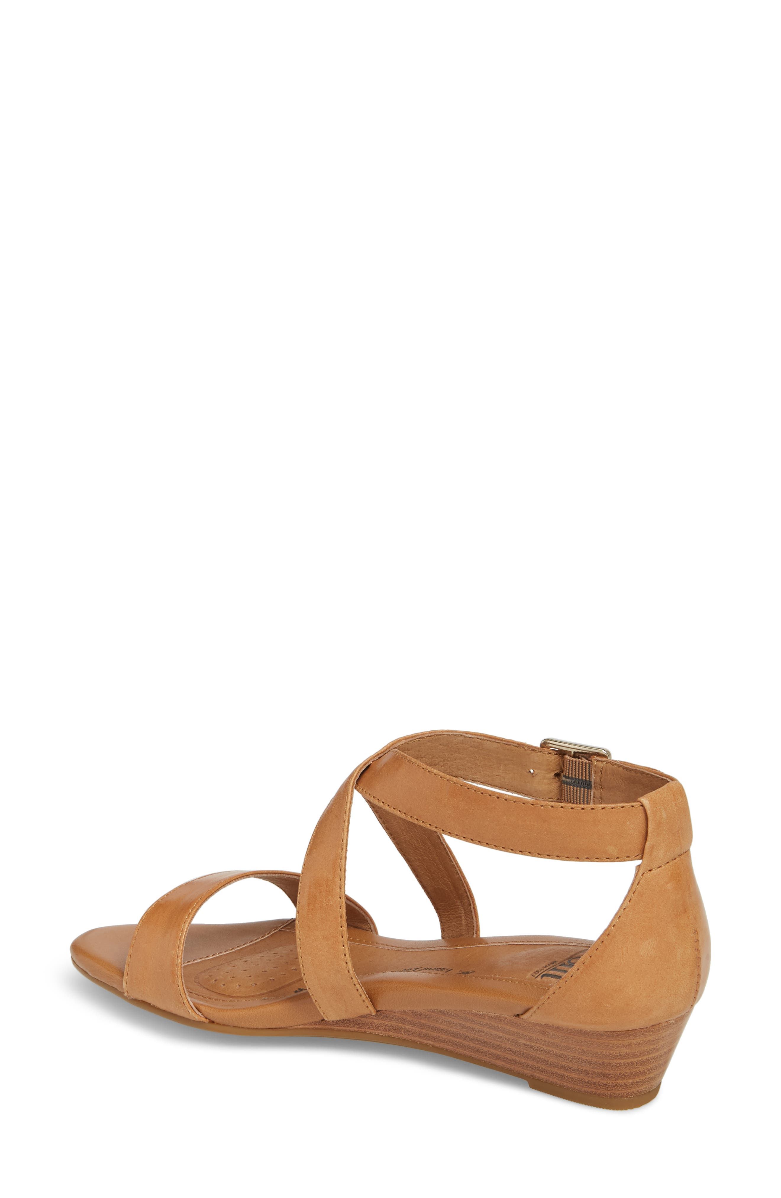 'Innis' Low Wedge Sandal,                             Alternate thumbnail 15, color,