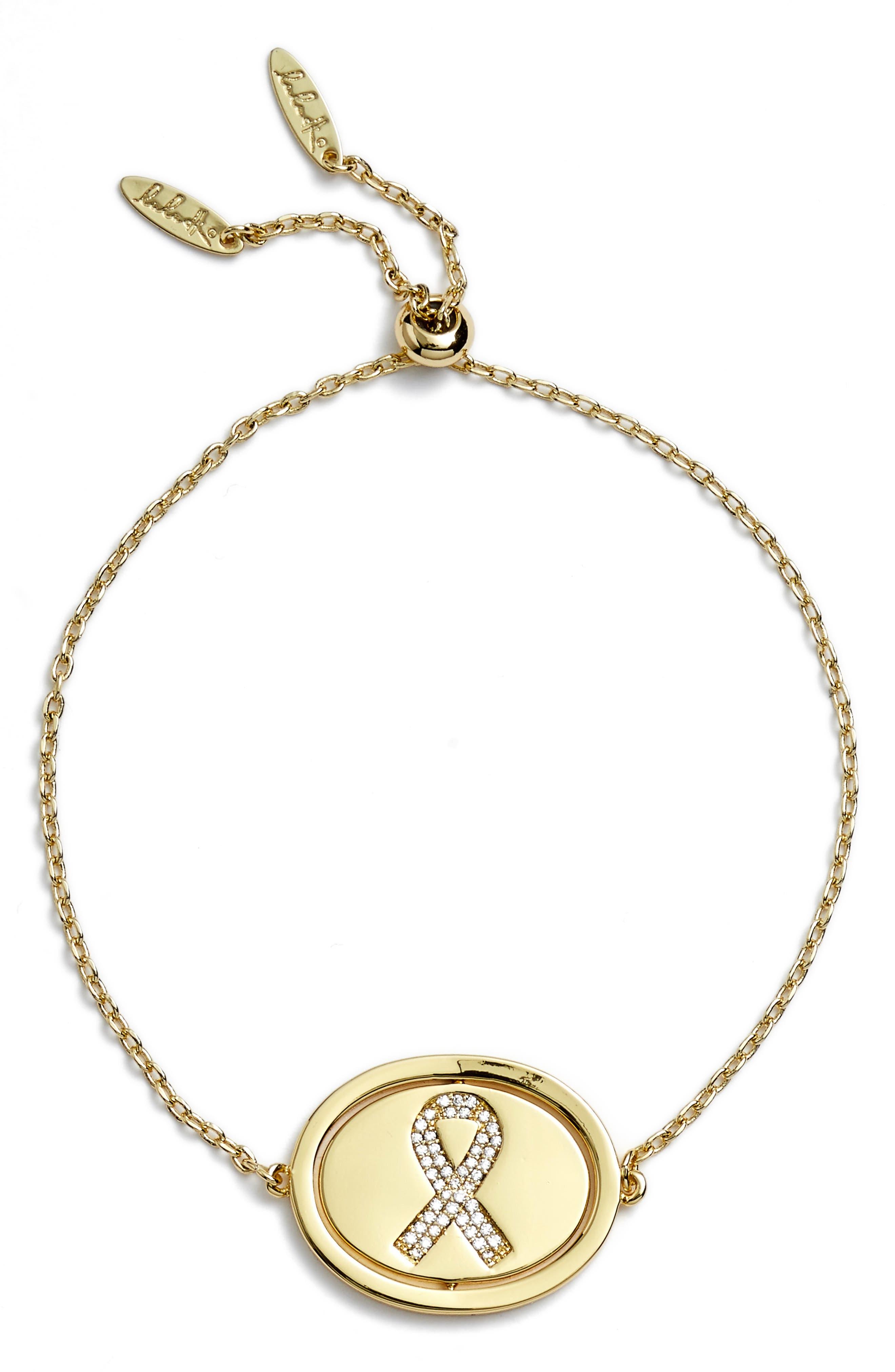 Small Spinning Pendant Bracelet,                             Alternate thumbnail 12, color,