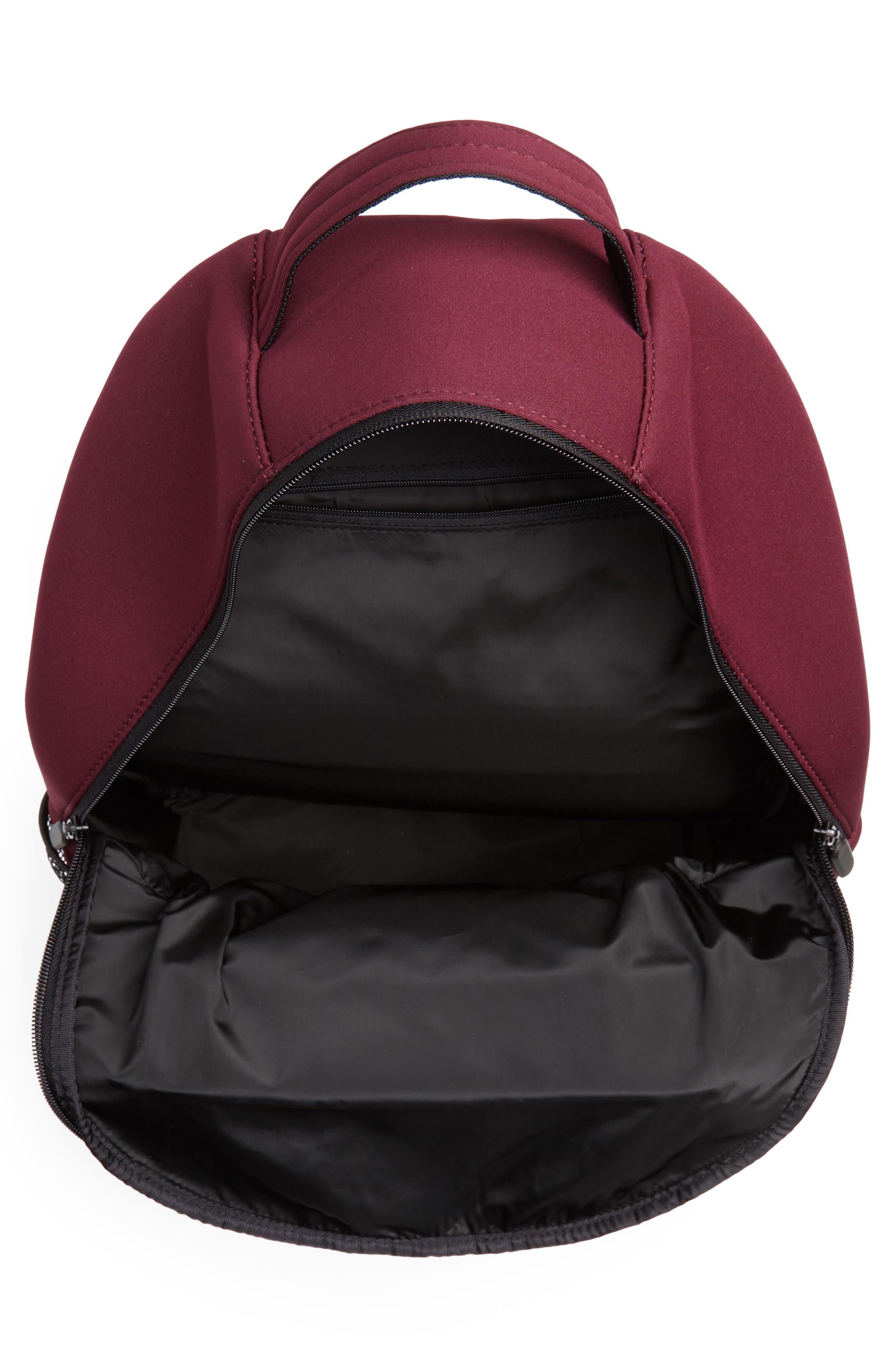 Baseline Backpack,                             Alternate thumbnail 4, color,                             RED TANNIN