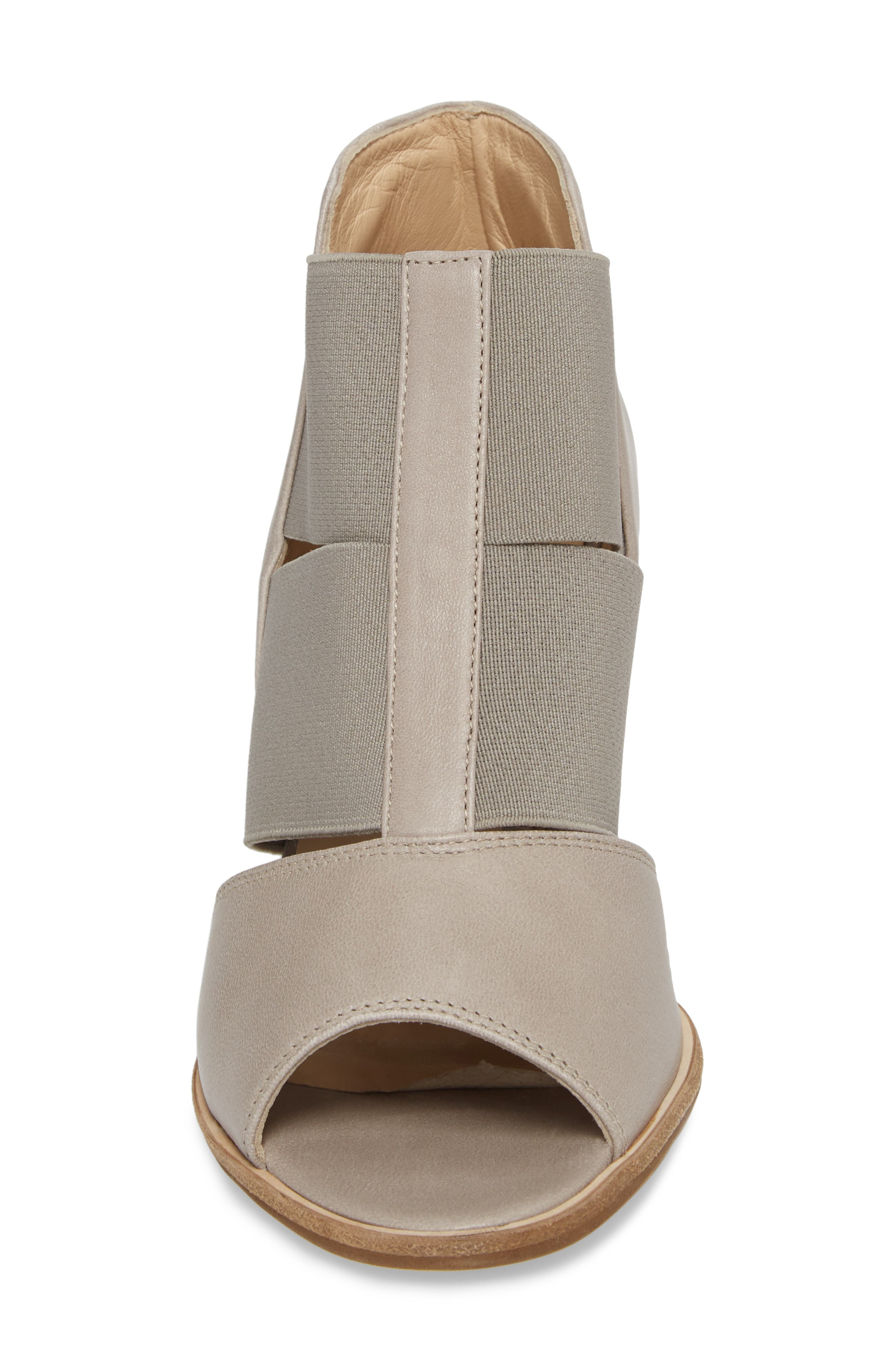Cestello Bootie,                             Alternate thumbnail 4, color,                             PEARL LEATHER