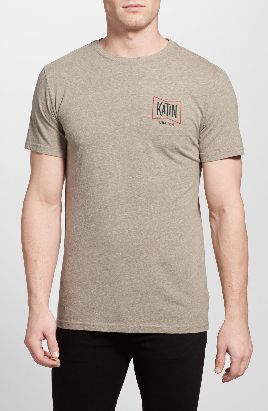 'Grubby' Graphic T-Shirt, Main, color, 030