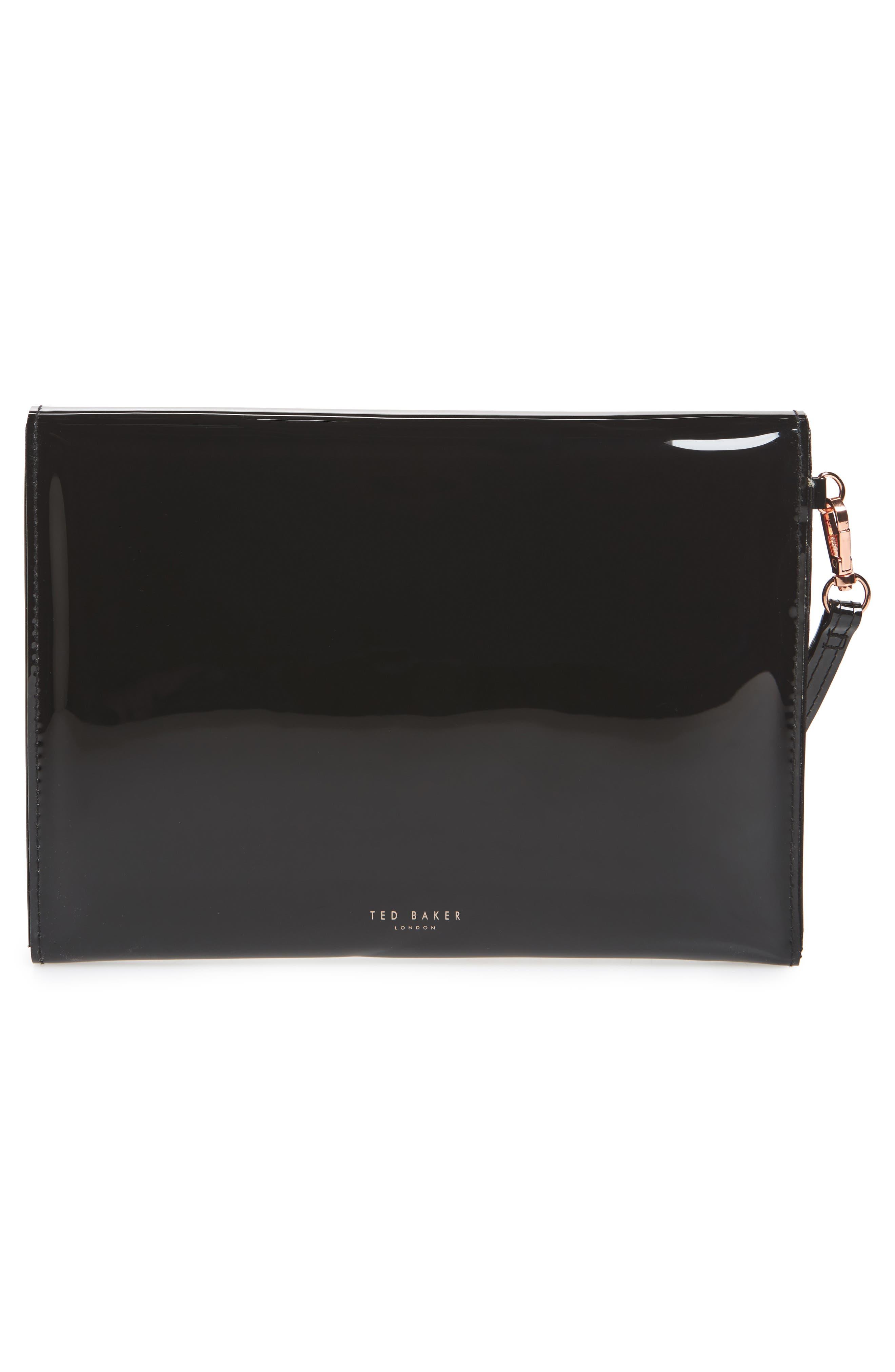 Luanne iPad Mini 4 Envelope Clutch,                             Alternate thumbnail 7, color,