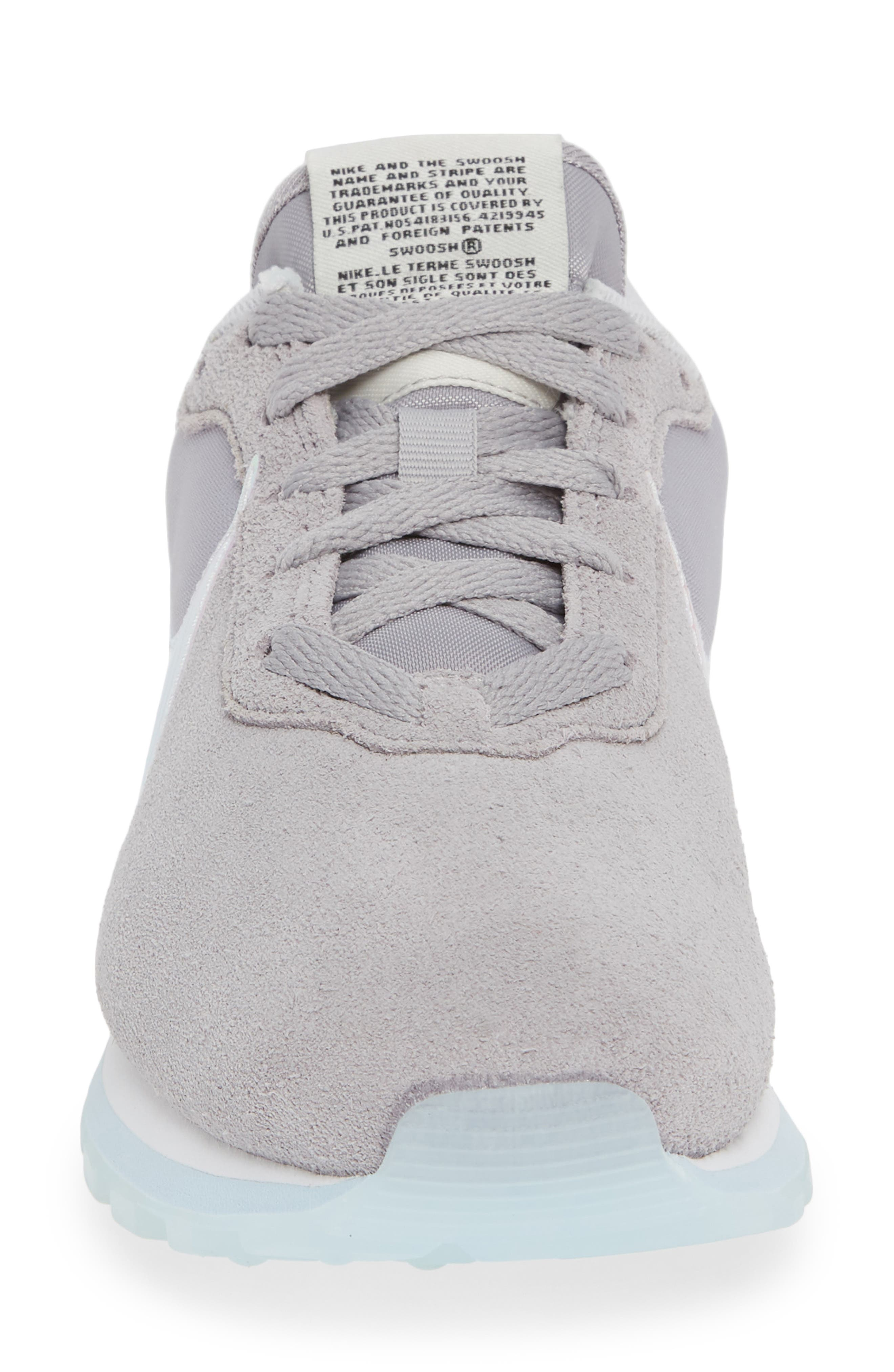 Pre Love O.X. Sneaker,                             Alternate thumbnail 4, color,                             ATMOSPHERE GREY/ WHITE/ GREY