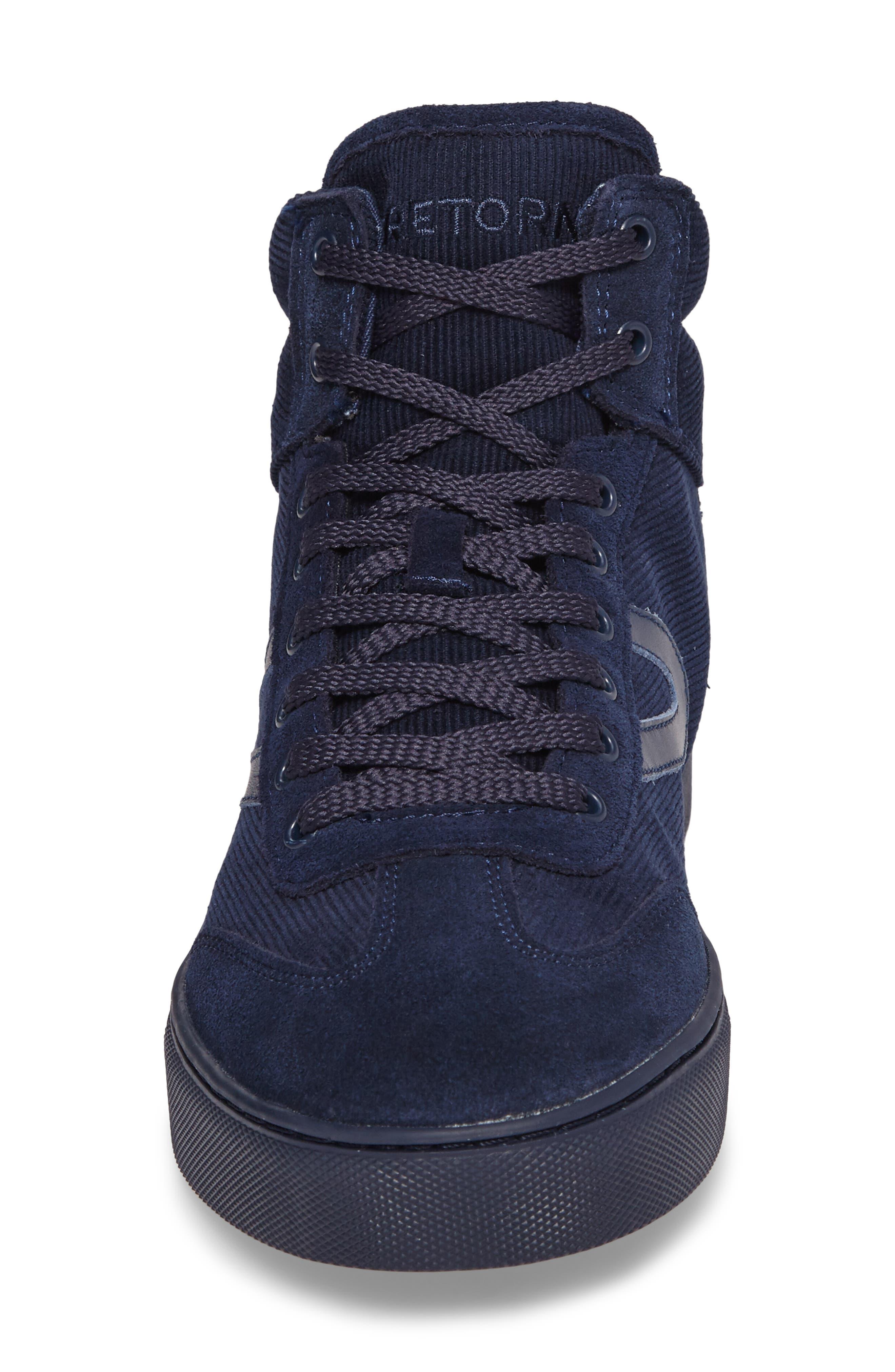 Jack High Top Sneaker,                             Alternate thumbnail 8, color,