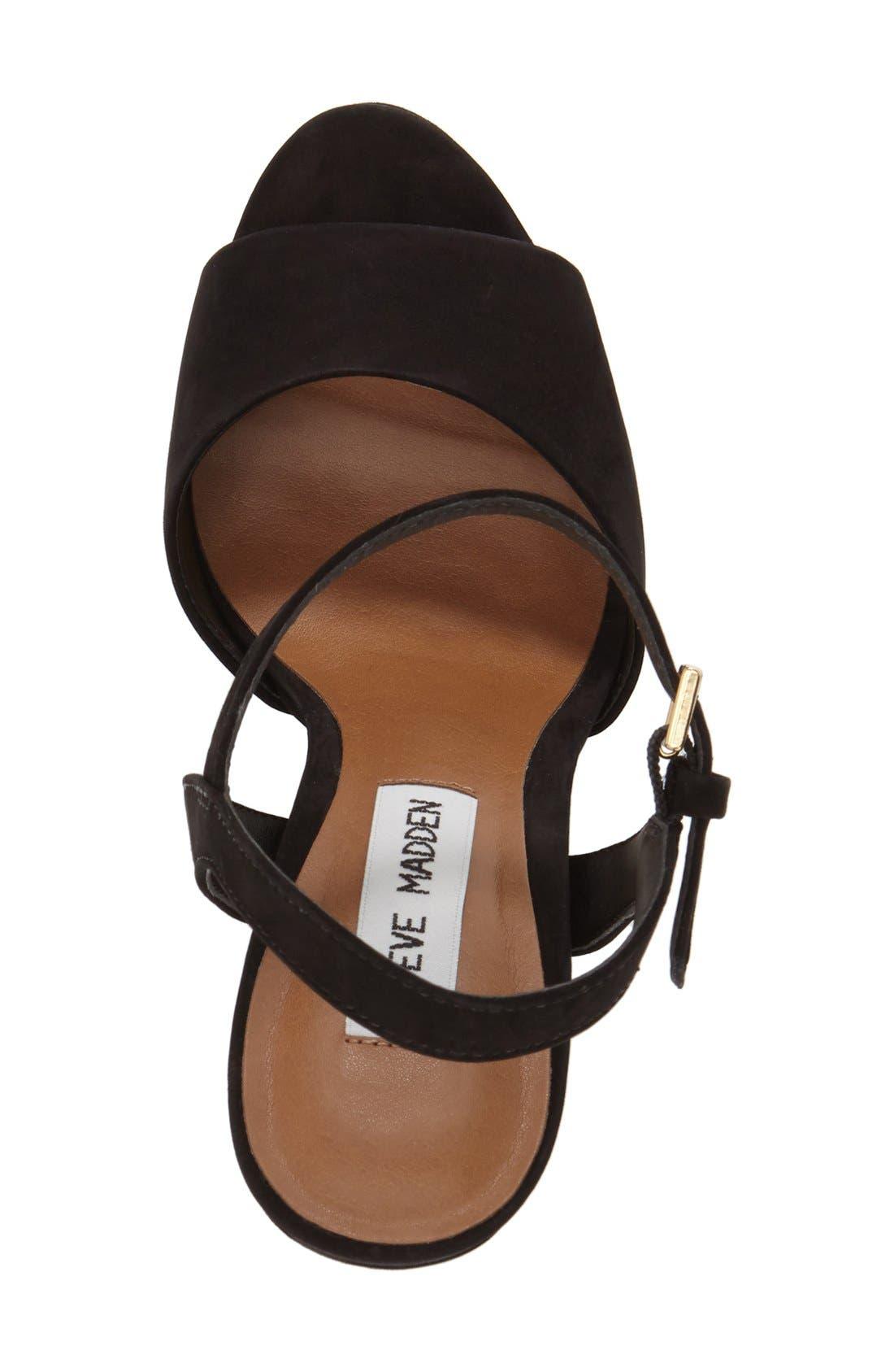 'Kierra' Platform Sandal,                             Alternate thumbnail 2, color,                             005