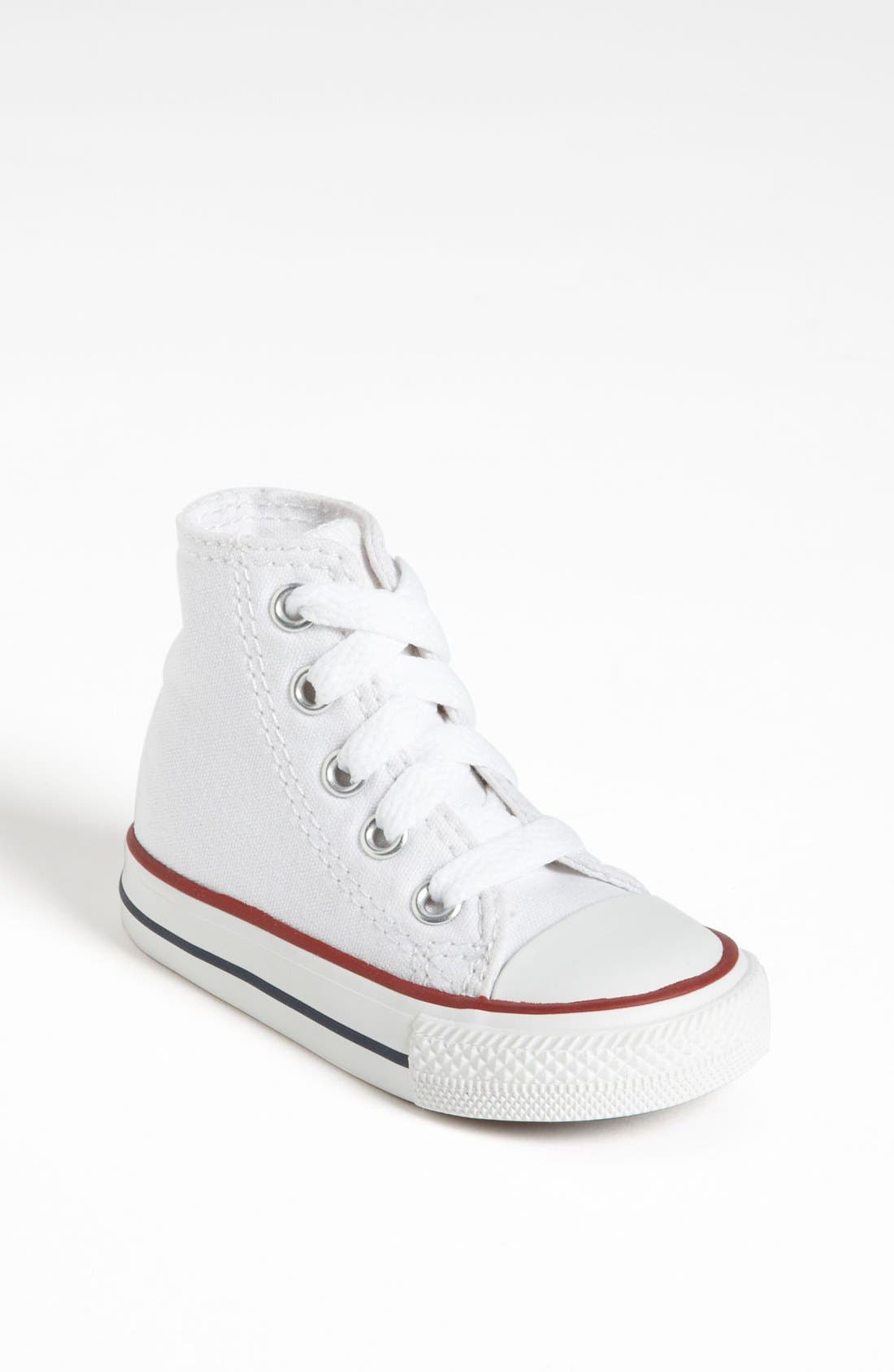 All Star<sup>®</sup> High Top Sneaker,                         Main,                         color, OPTIC WHITE