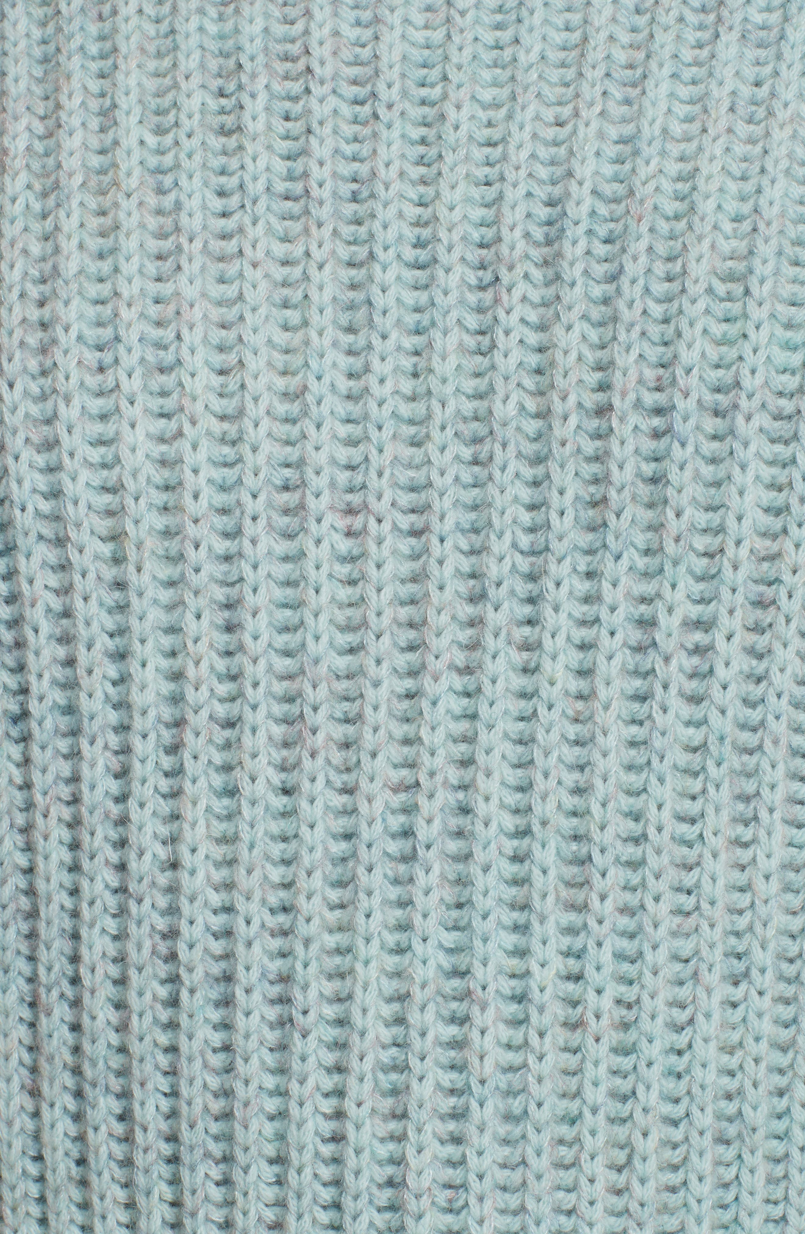 Ribbed Turtleneck Sweater,                             Alternate thumbnail 5, color,                             461