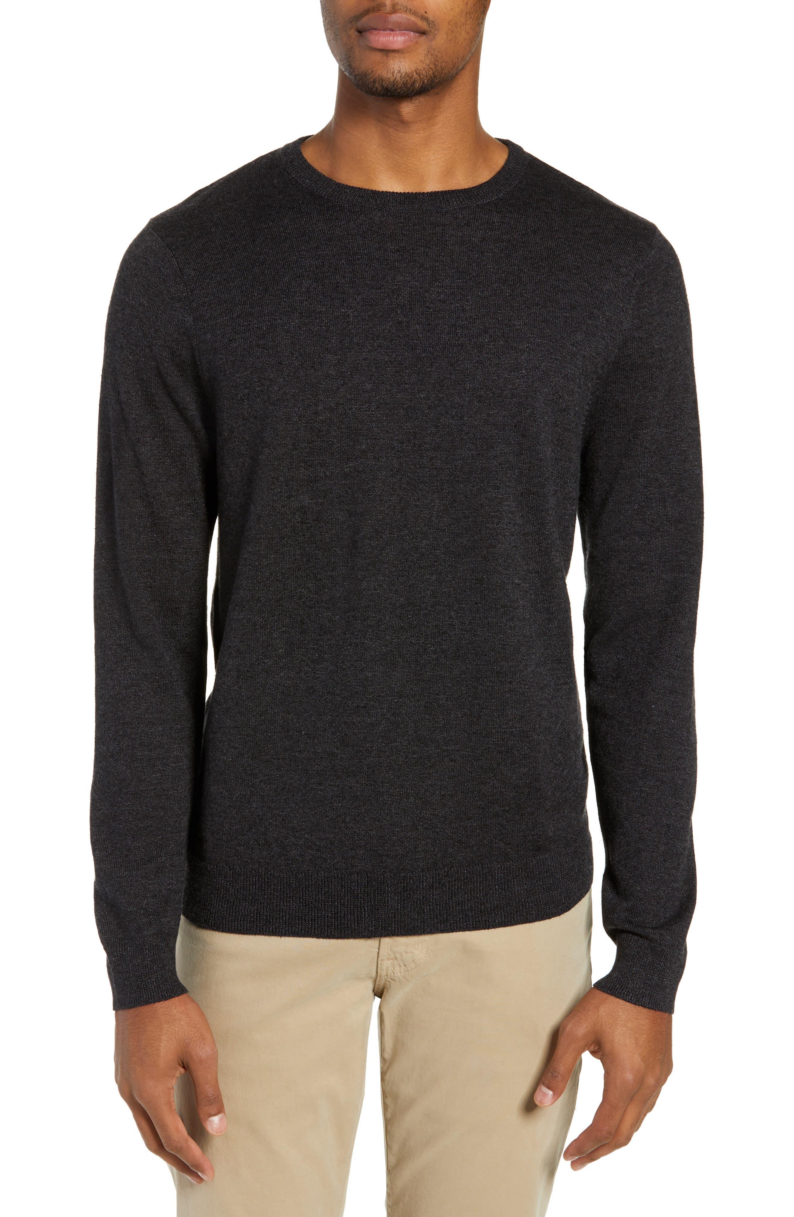 Nordstrom Shop Regular Fit Crewneck Sweater