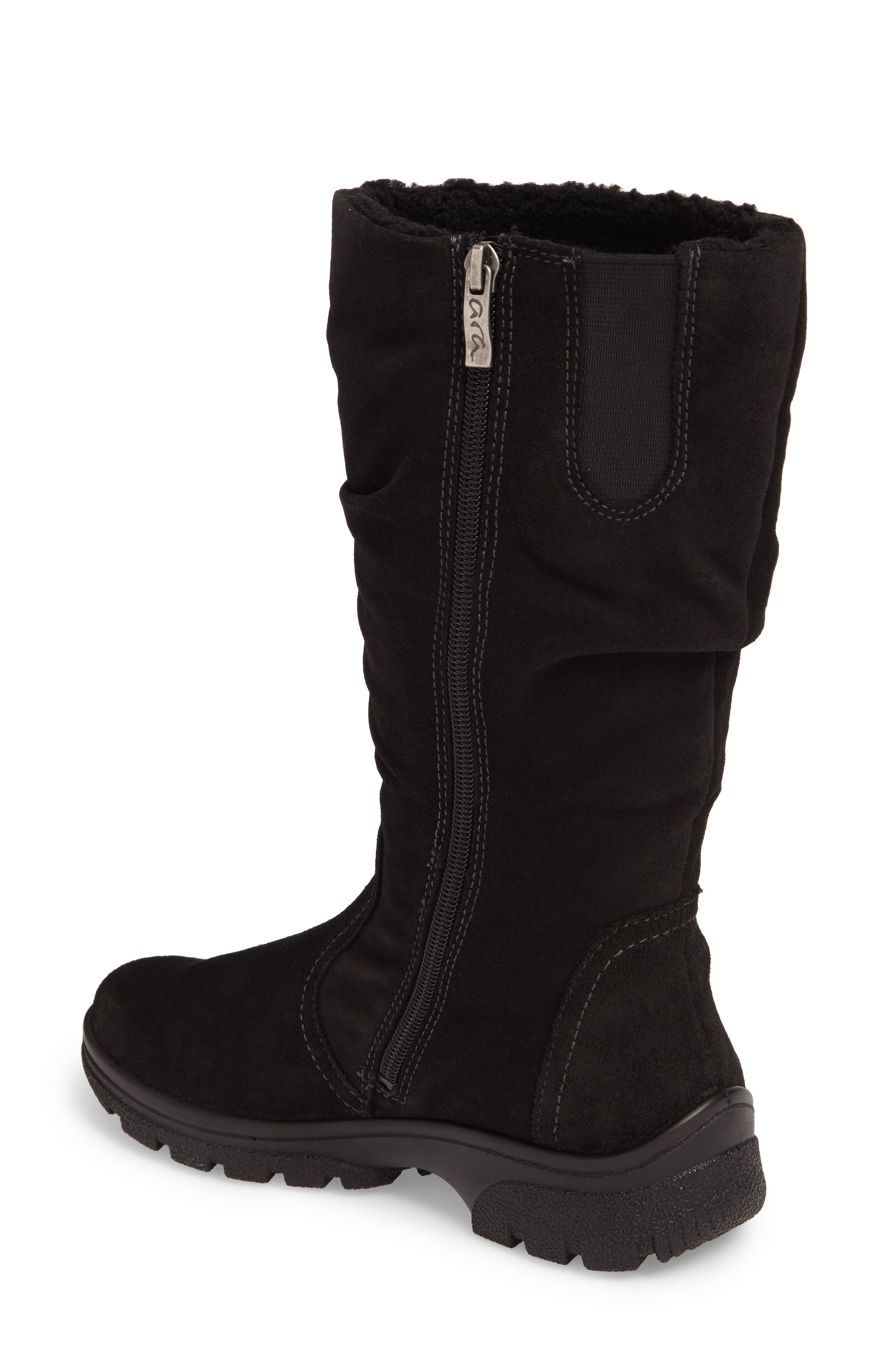 Sydney Waterproof Gore-Tex<sup>®</sup> Boot,                             Alternate thumbnail 2, color,                             001