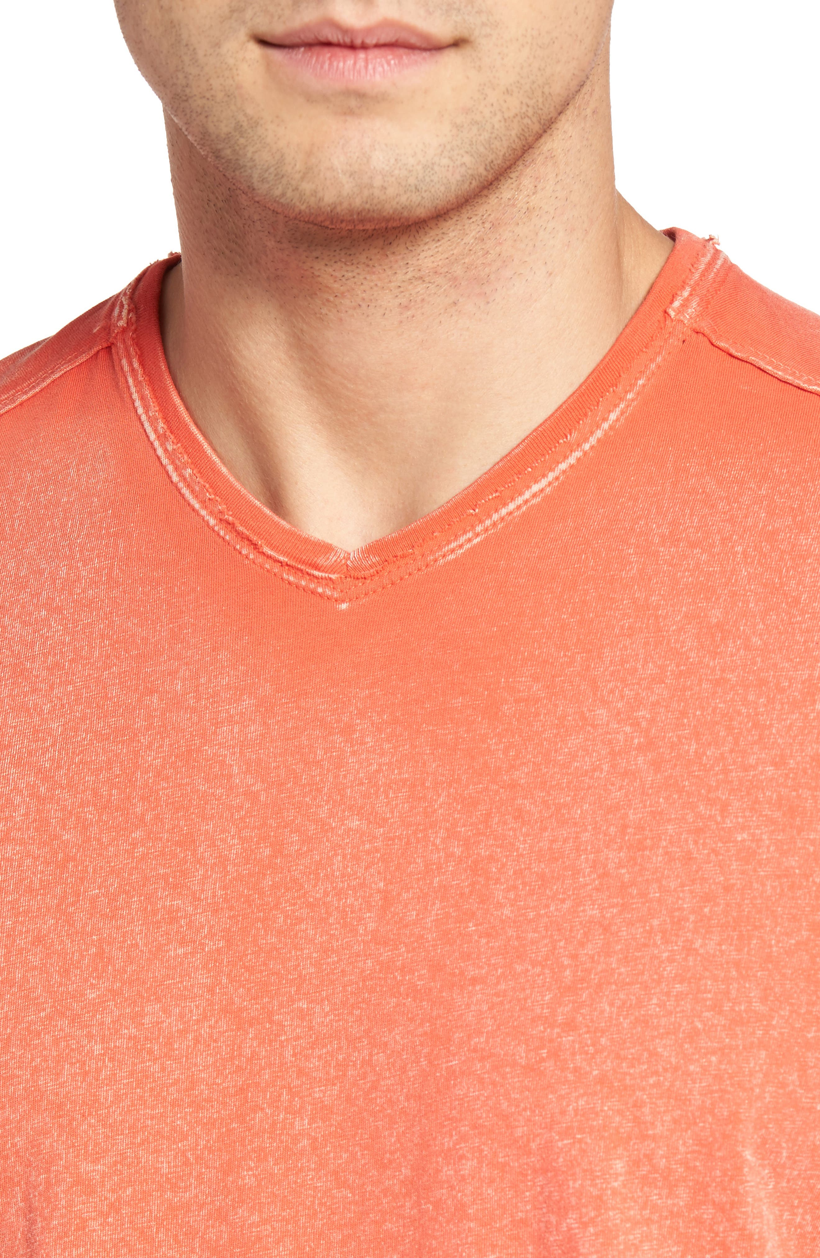 'Kahuna' V-Neck T-Shirt,                             Alternate thumbnail 42, color,