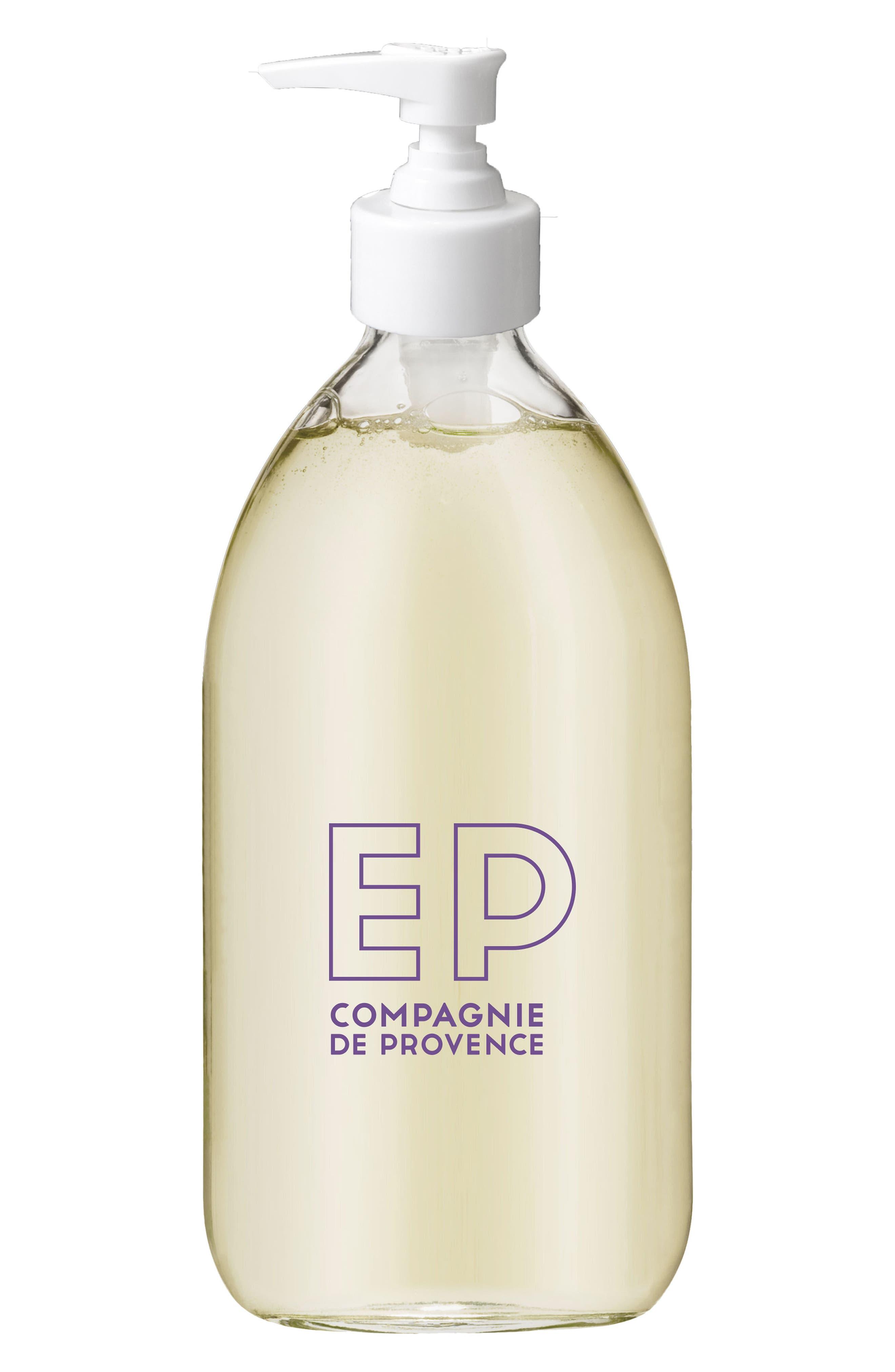 Aromatic Lavender Liquid Marseille Soap,                             Alternate thumbnail 2, color,