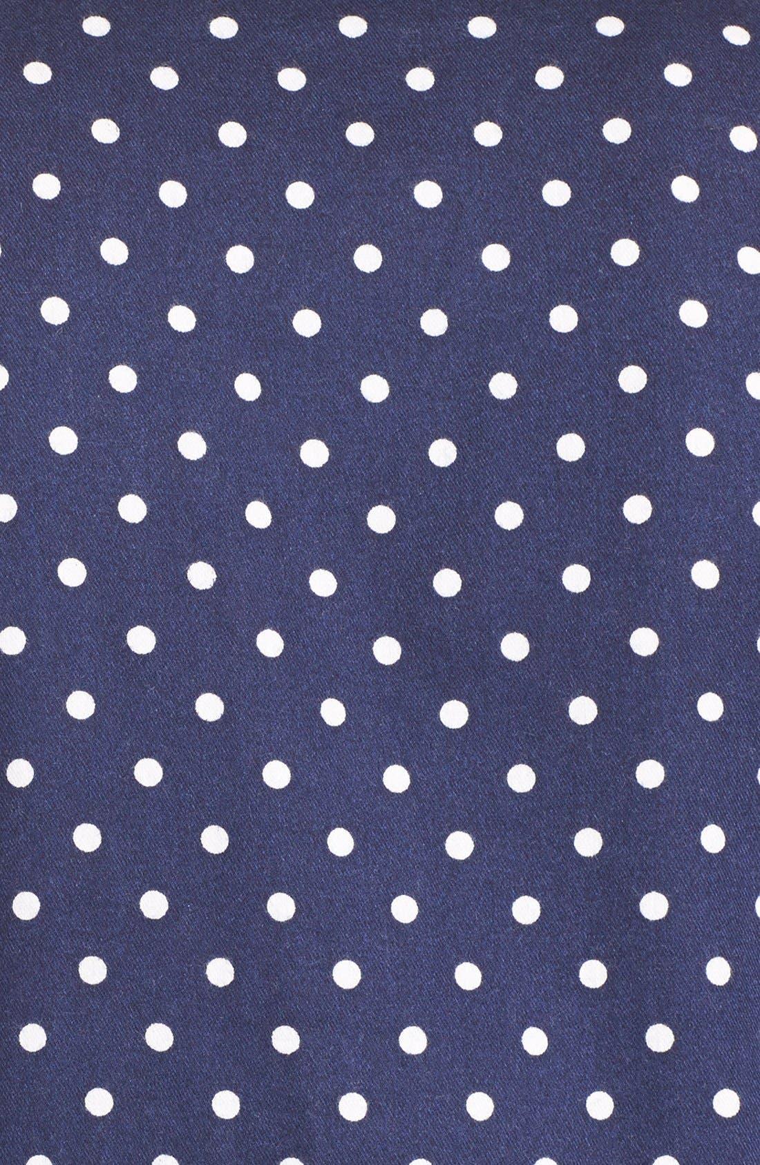 Cotton Twill Pajamas,                             Alternate thumbnail 25, color,
