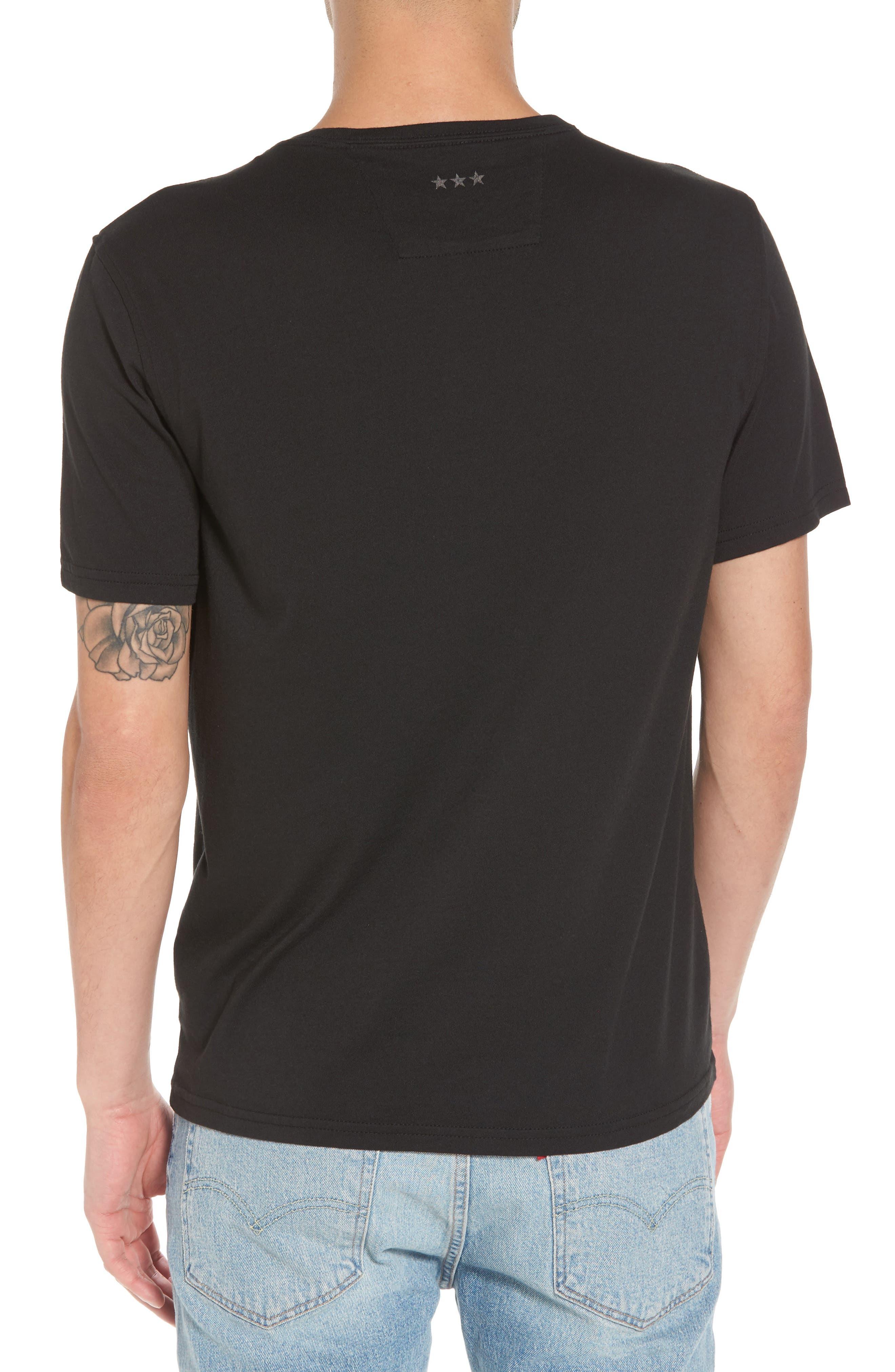 Make Rock Graphic T-Shirt,                             Alternate thumbnail 2, color,                             001
