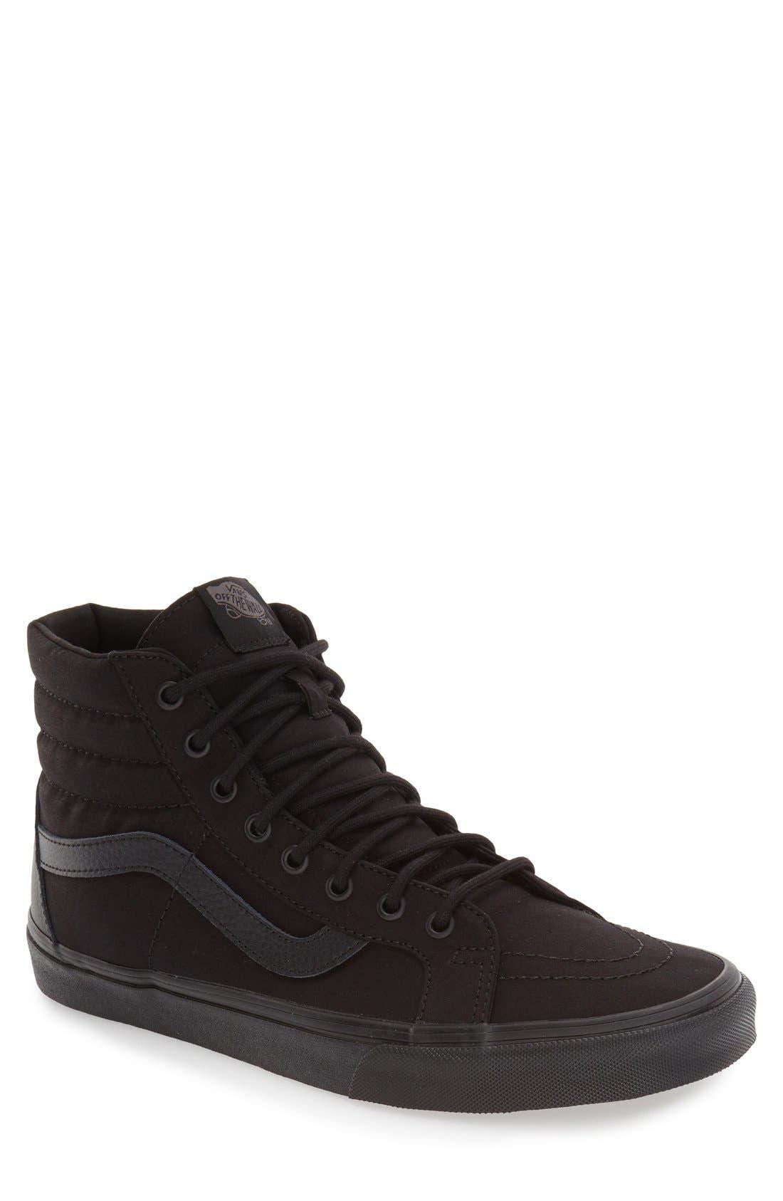 'Sk8-HiReissue' Sneaker,                             Main thumbnail 1, color,                             001