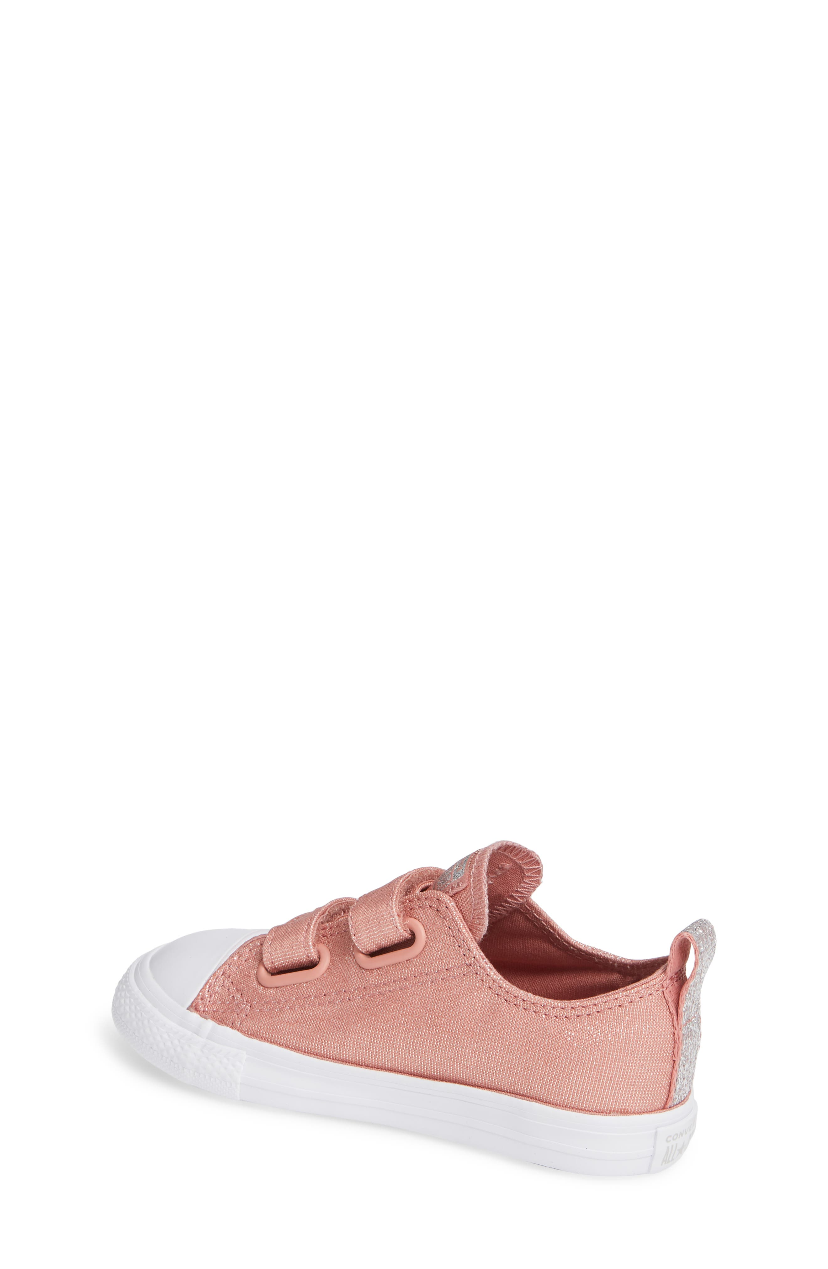 All Star<sup>®</sup> Fairy Dust Sneaker,                             Alternate thumbnail 2, color,                             RUST PINK