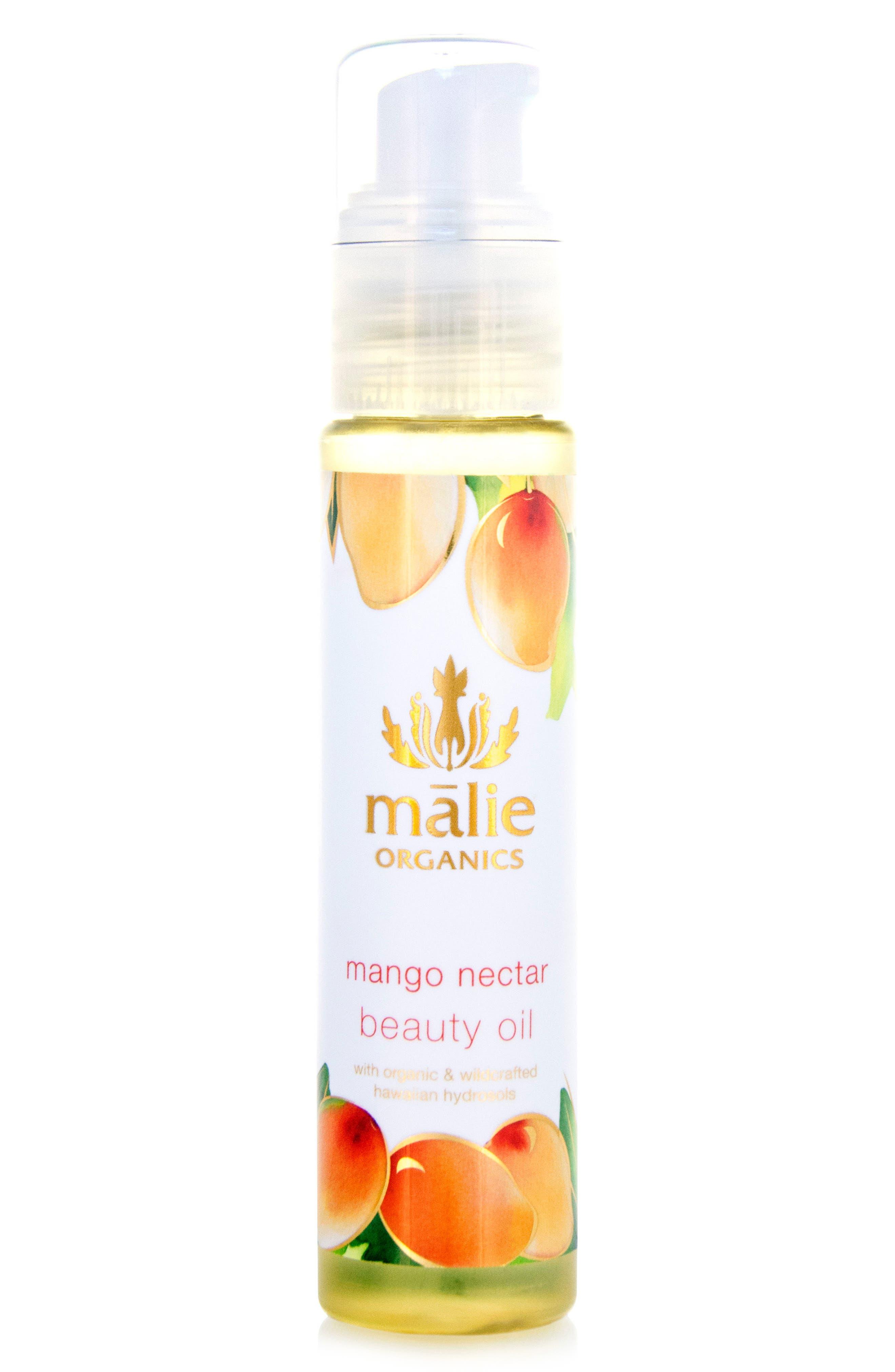 Mango Nectar Beauty Oil,                             Alternate thumbnail 2, color,                             000
