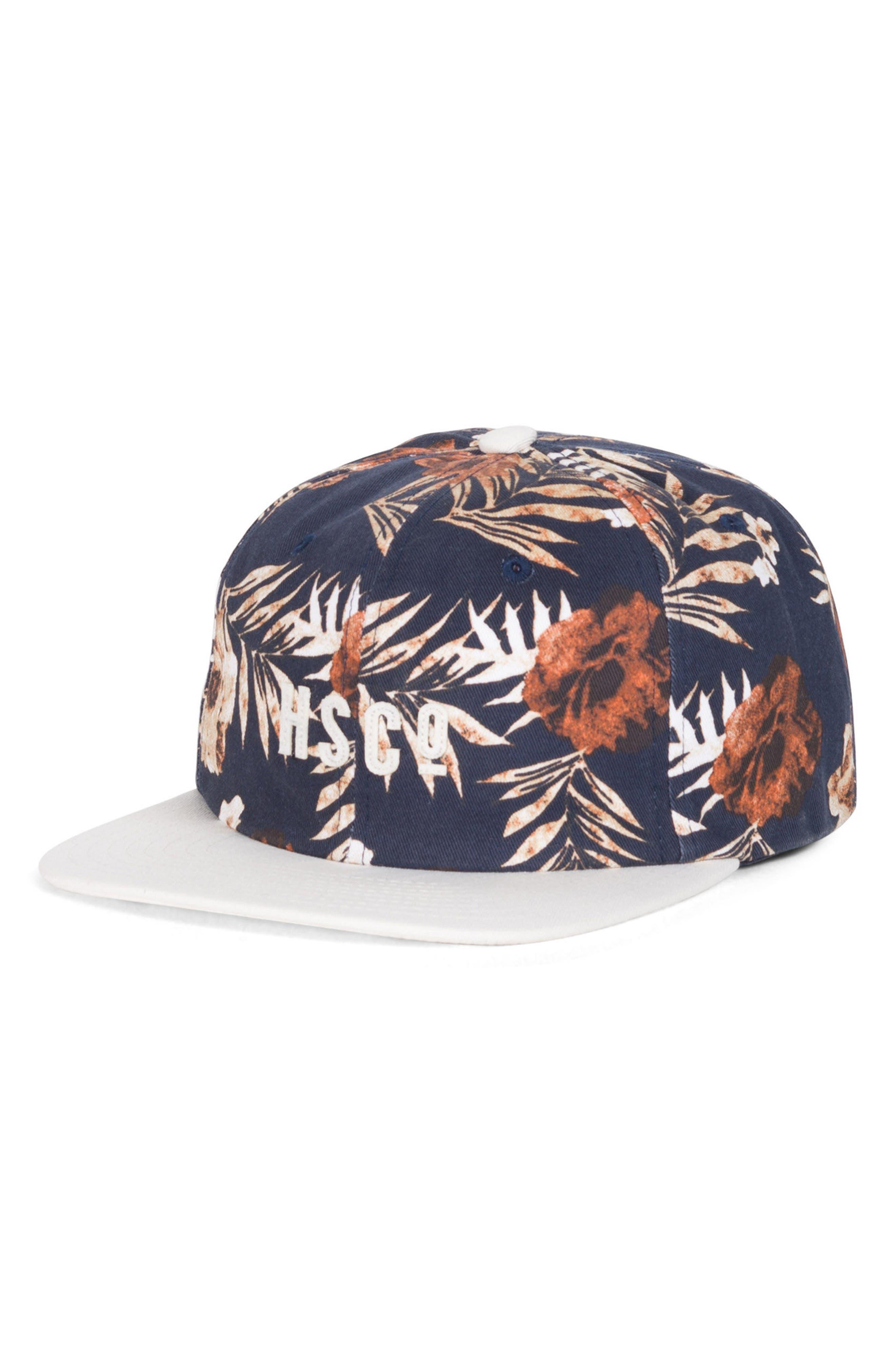 Mosby Snapback Baseball Cap,                         Main,                         color, 252