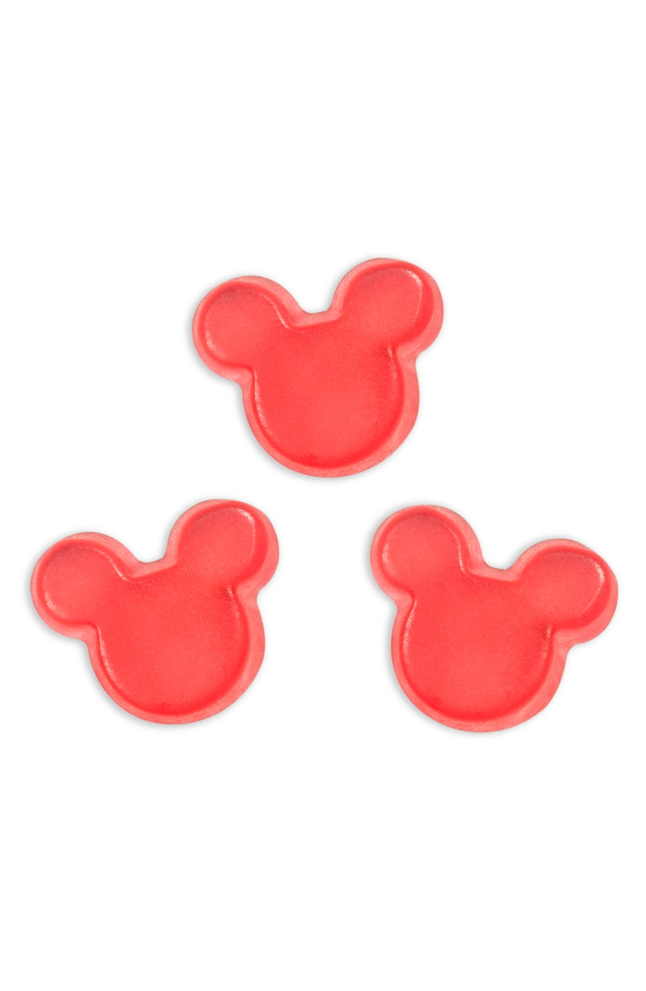 x Disney Mickey Ears 2-Piece Bento Box,                             Alternate thumbnail 6, color,                             WHITE