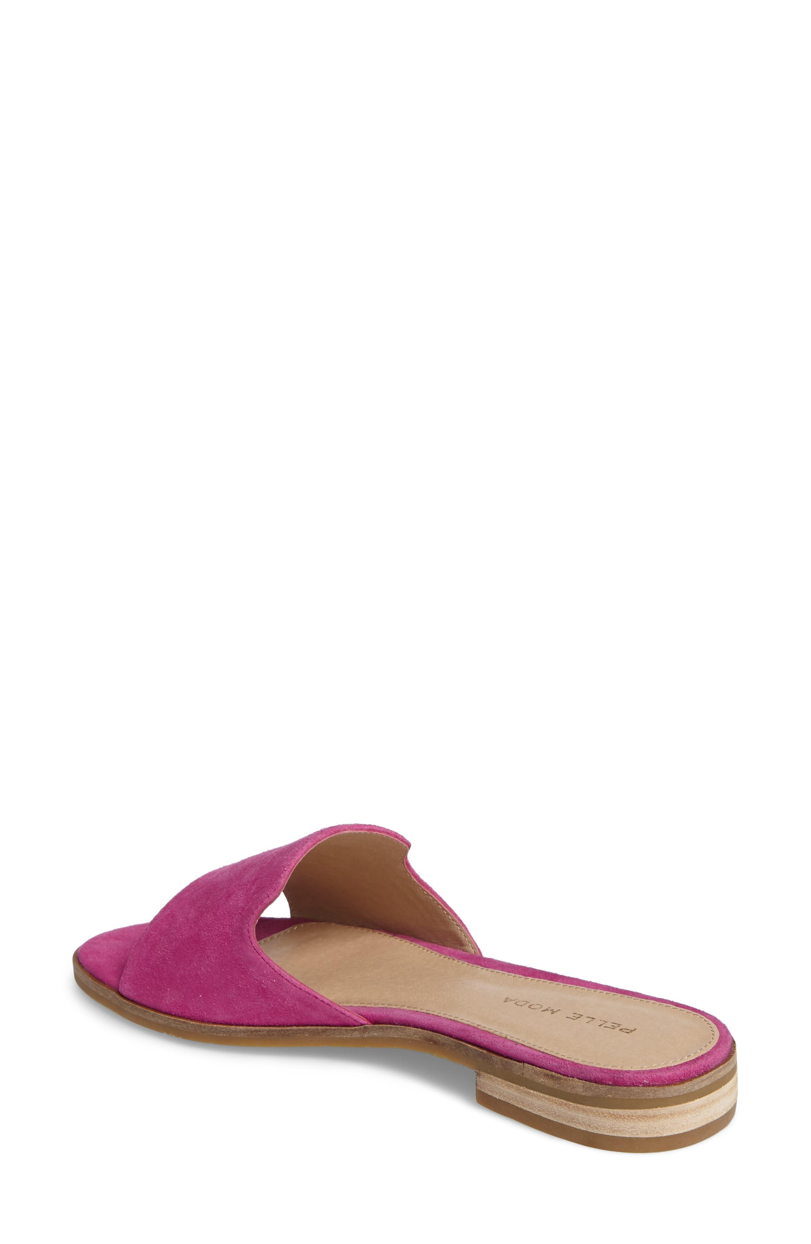 Hailey Slide Sandal,                             Alternate thumbnail 6, color,