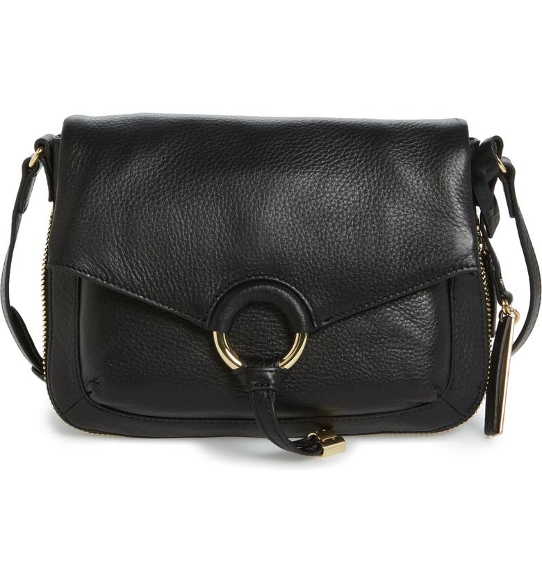 c7f1d0a52ca9 Vince Camuto Adina Leather Crossbody Bag