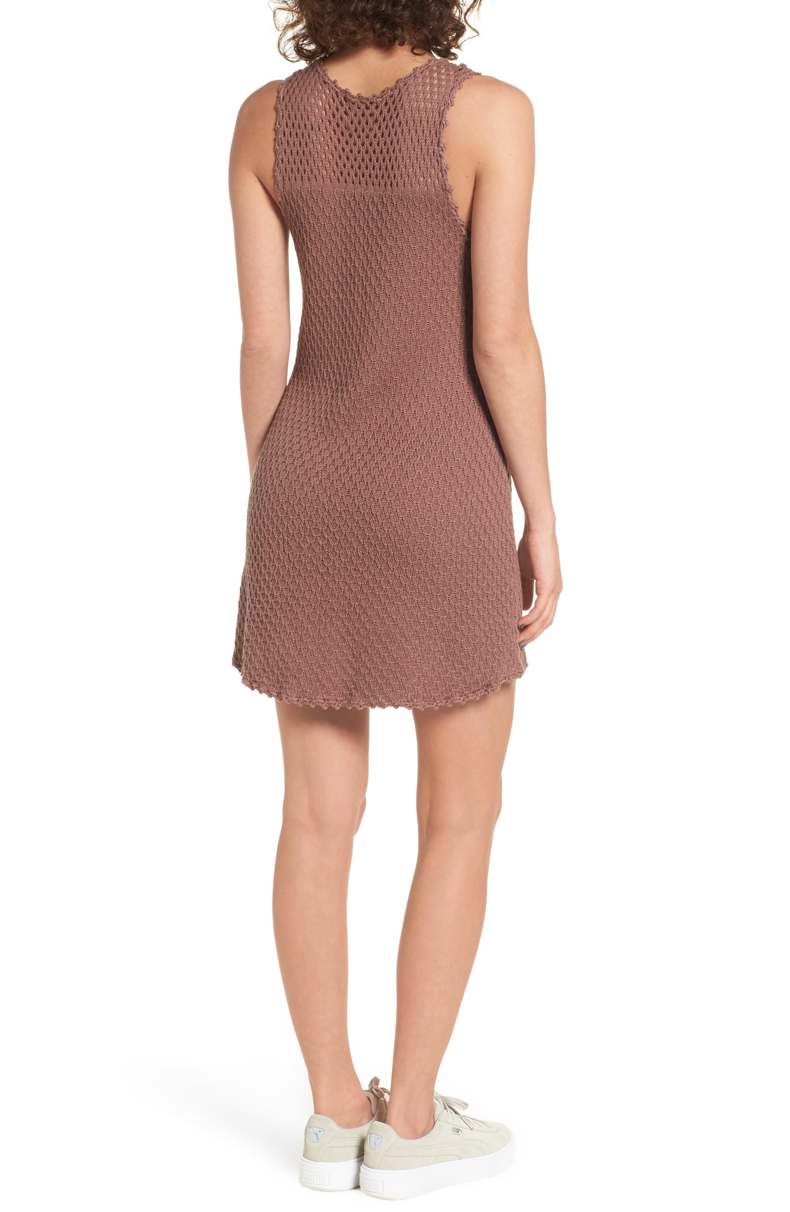 Juno Knit Dress,                             Alternate thumbnail 2, color,                             200