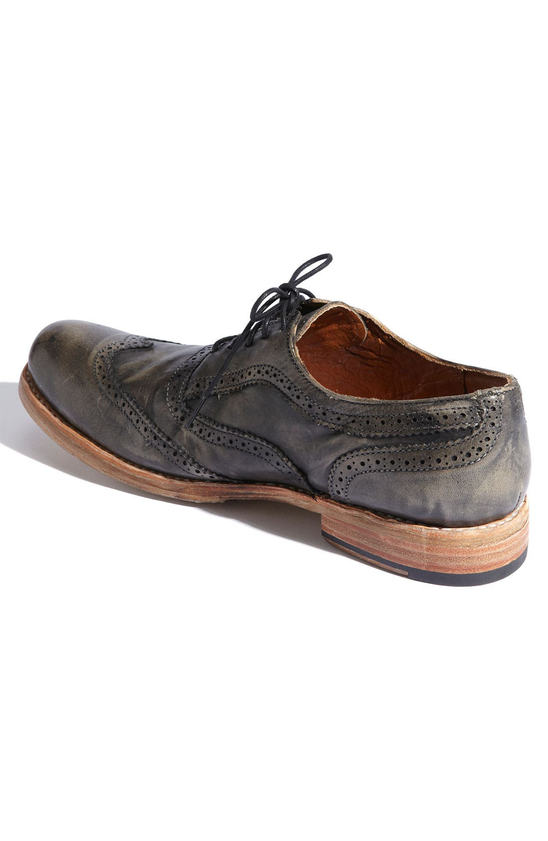 'Corsico' Wingtip Oxford,                             Alternate thumbnail 2, color,                             001